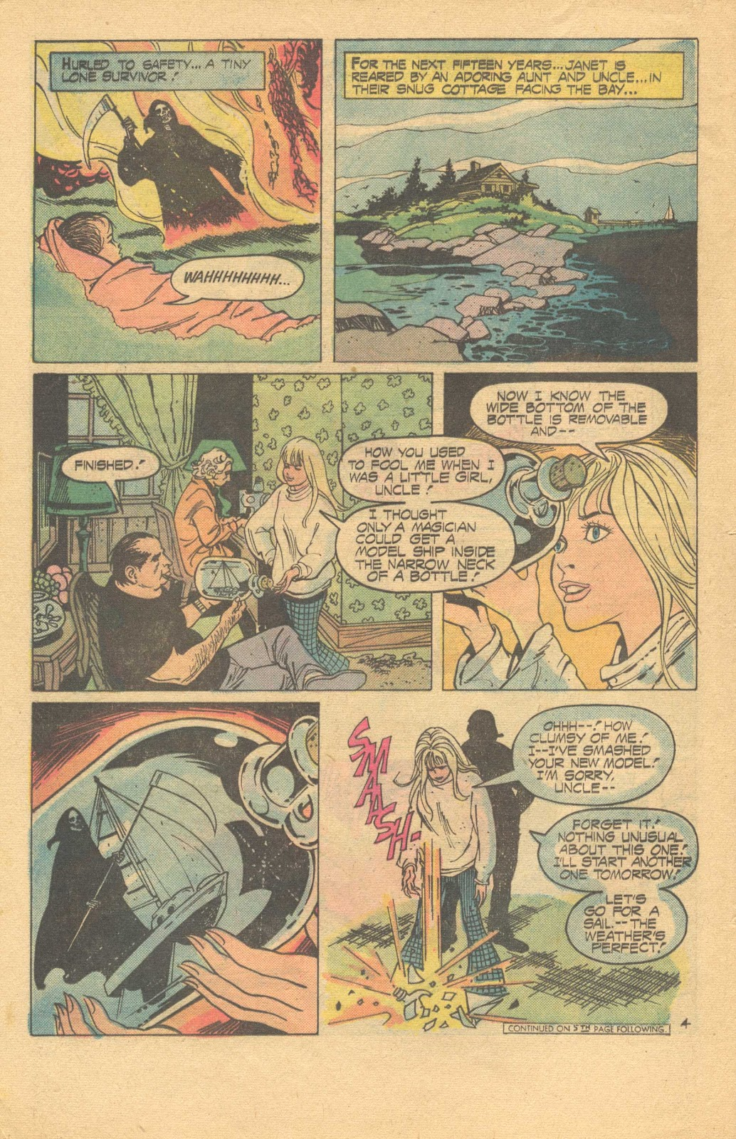 Weird Mystery Tales issue 20 - Page 15