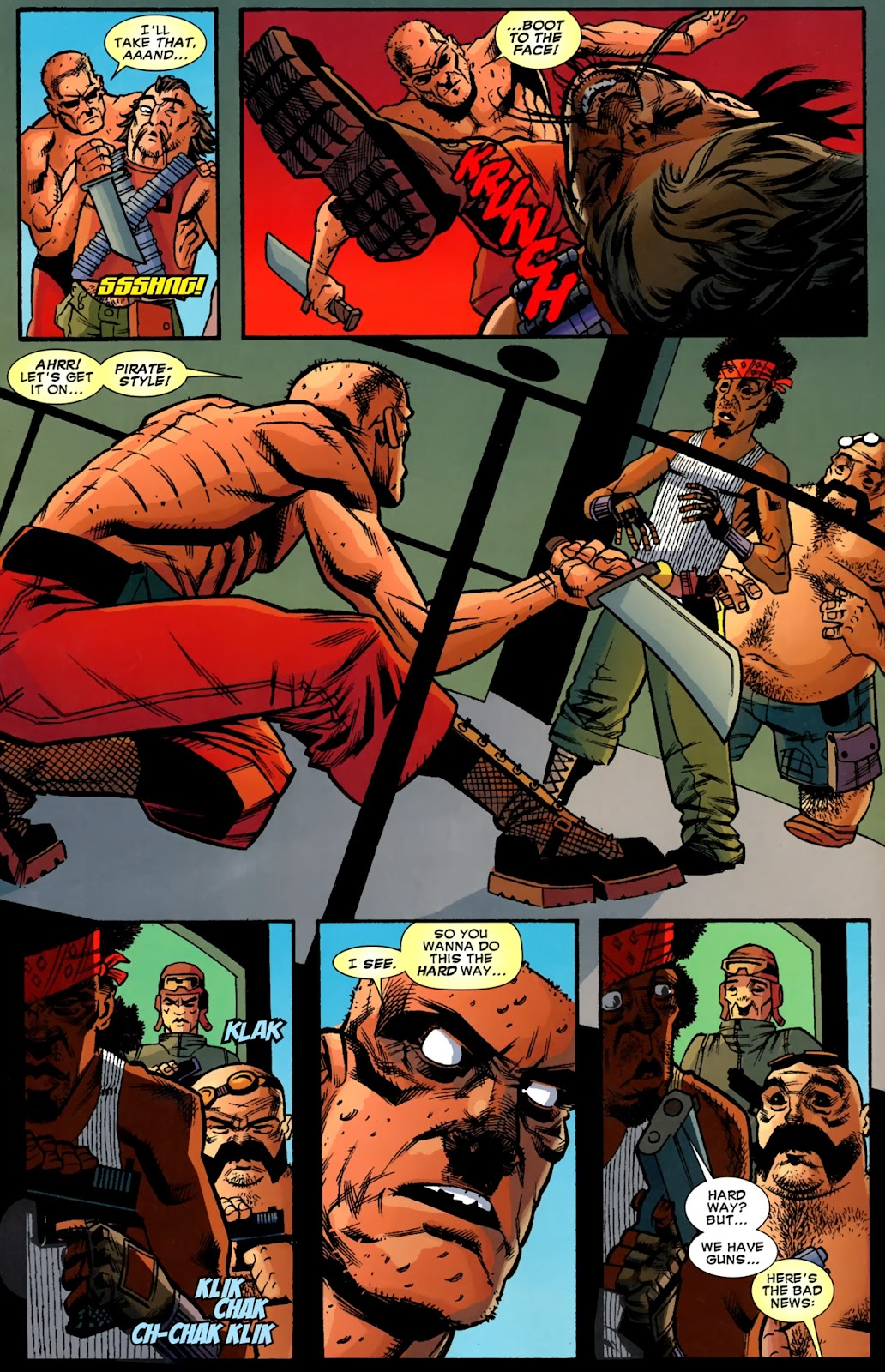Read online Deadpool (2008) comic -  Issue #14 - 12