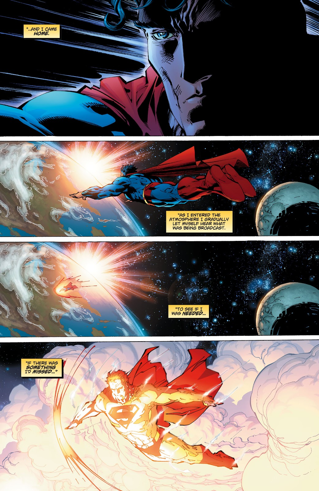 Read online Superman: For Tomorrow comic -  Issue # TPB (Part 1) - 28