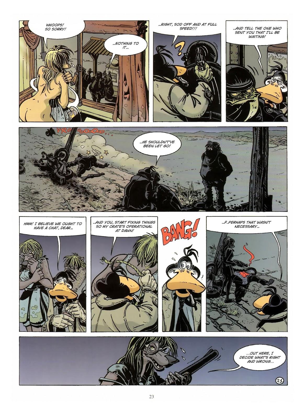Une enquête de l'inspecteur Canardo issue 10 - Page 24