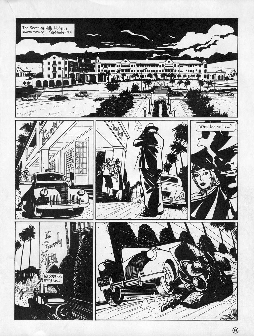Aces issue 1 - Page 16