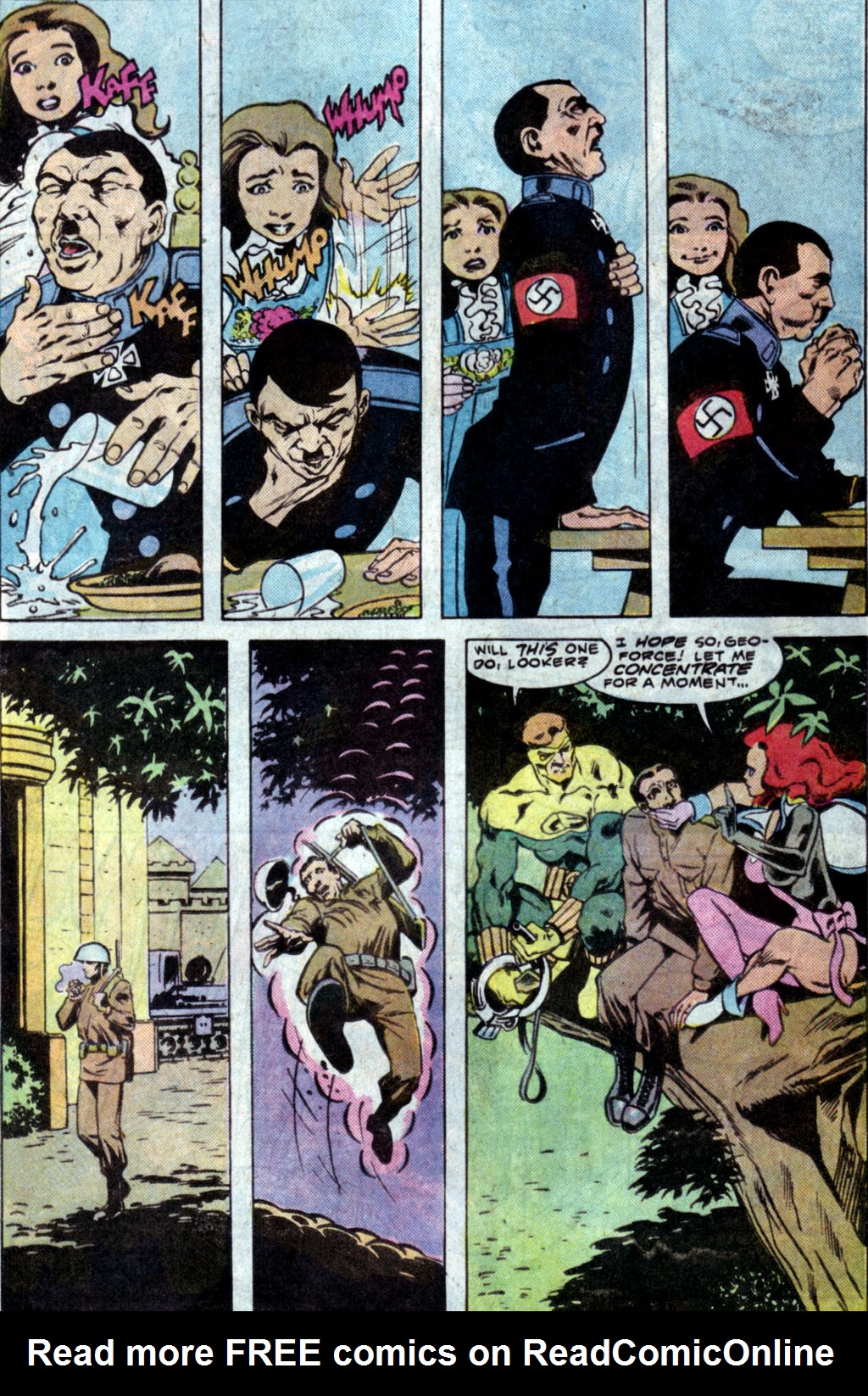 Read online Adventures of the Outsiders comic -  Issue #35 - 13