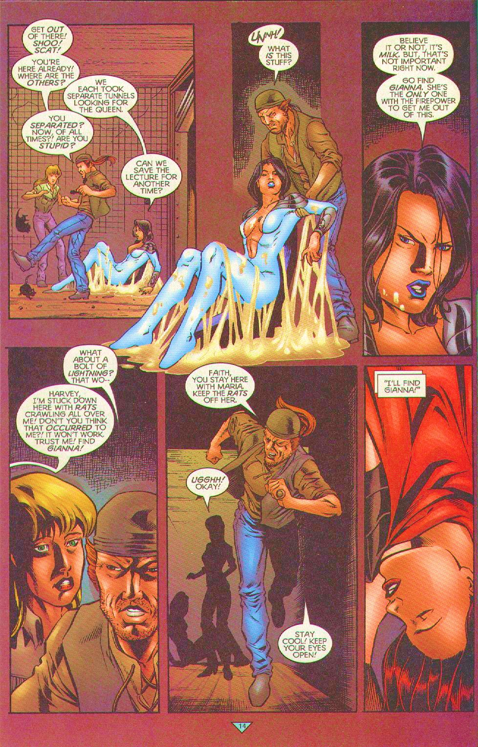 Read online Trinity Angels comic -  Issue #11 - 15