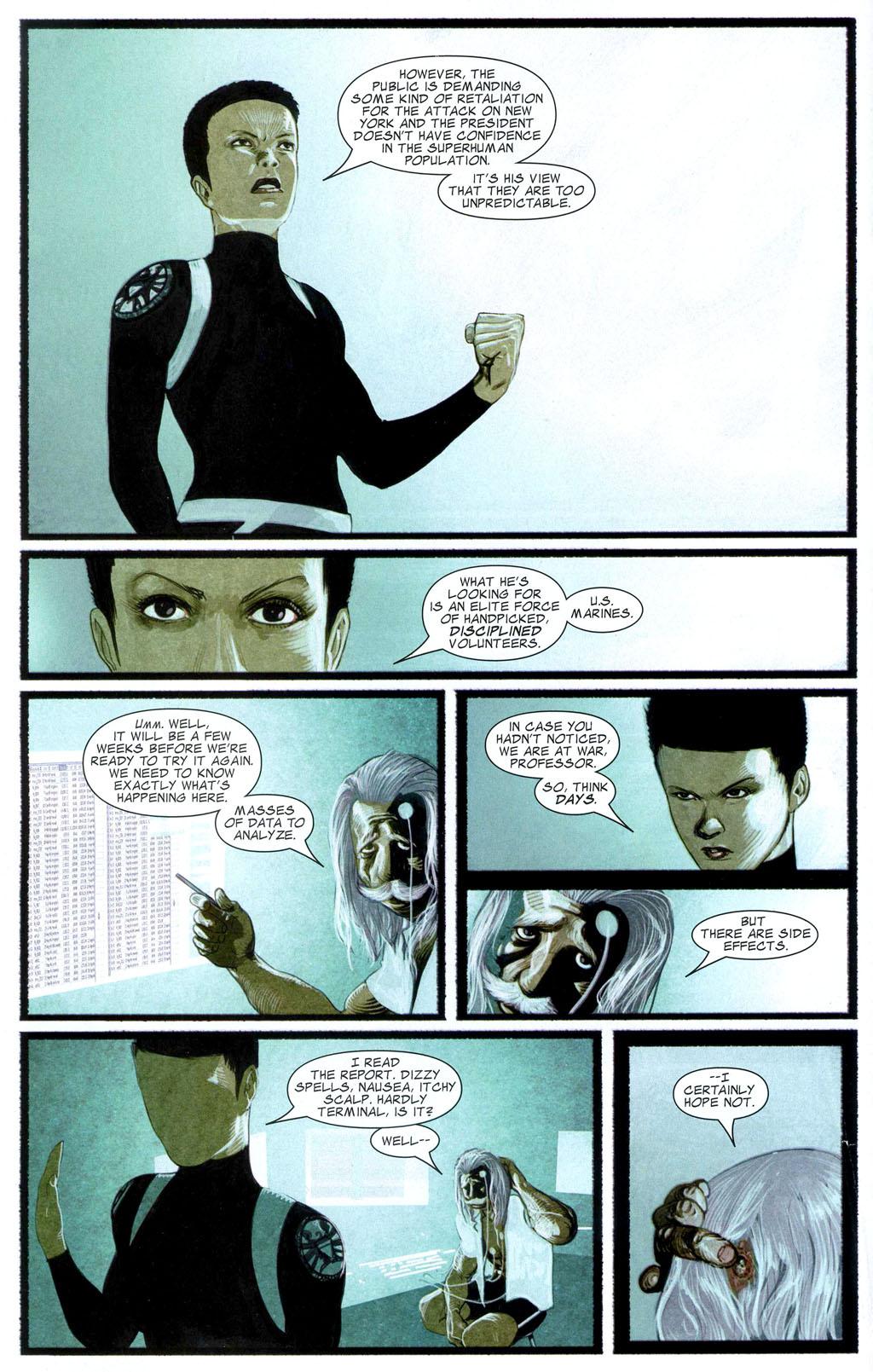 Read online Silent War comic -  Issue #2 - 10