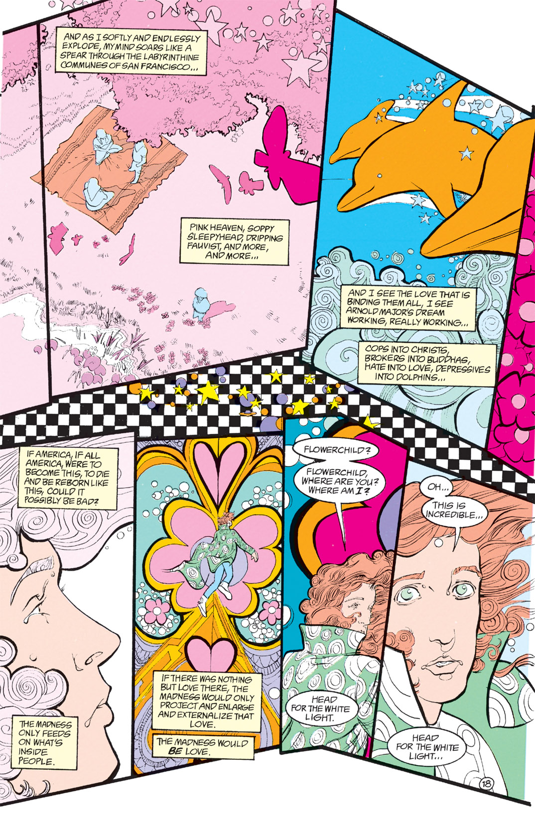 Read online Shade, the Changing Man comic -  Issue #8 - 15