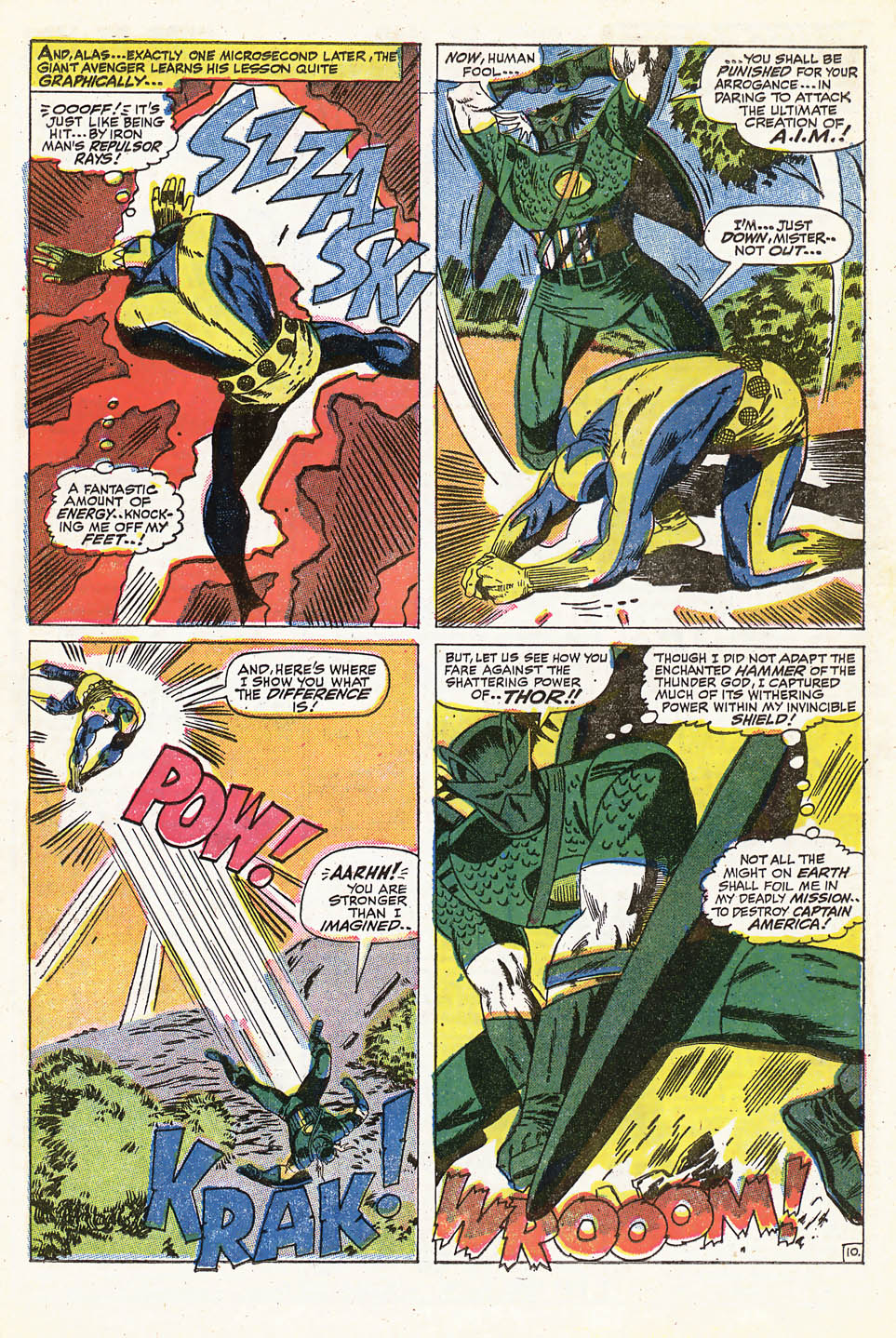 The Avengers (1963) 45 Page 10