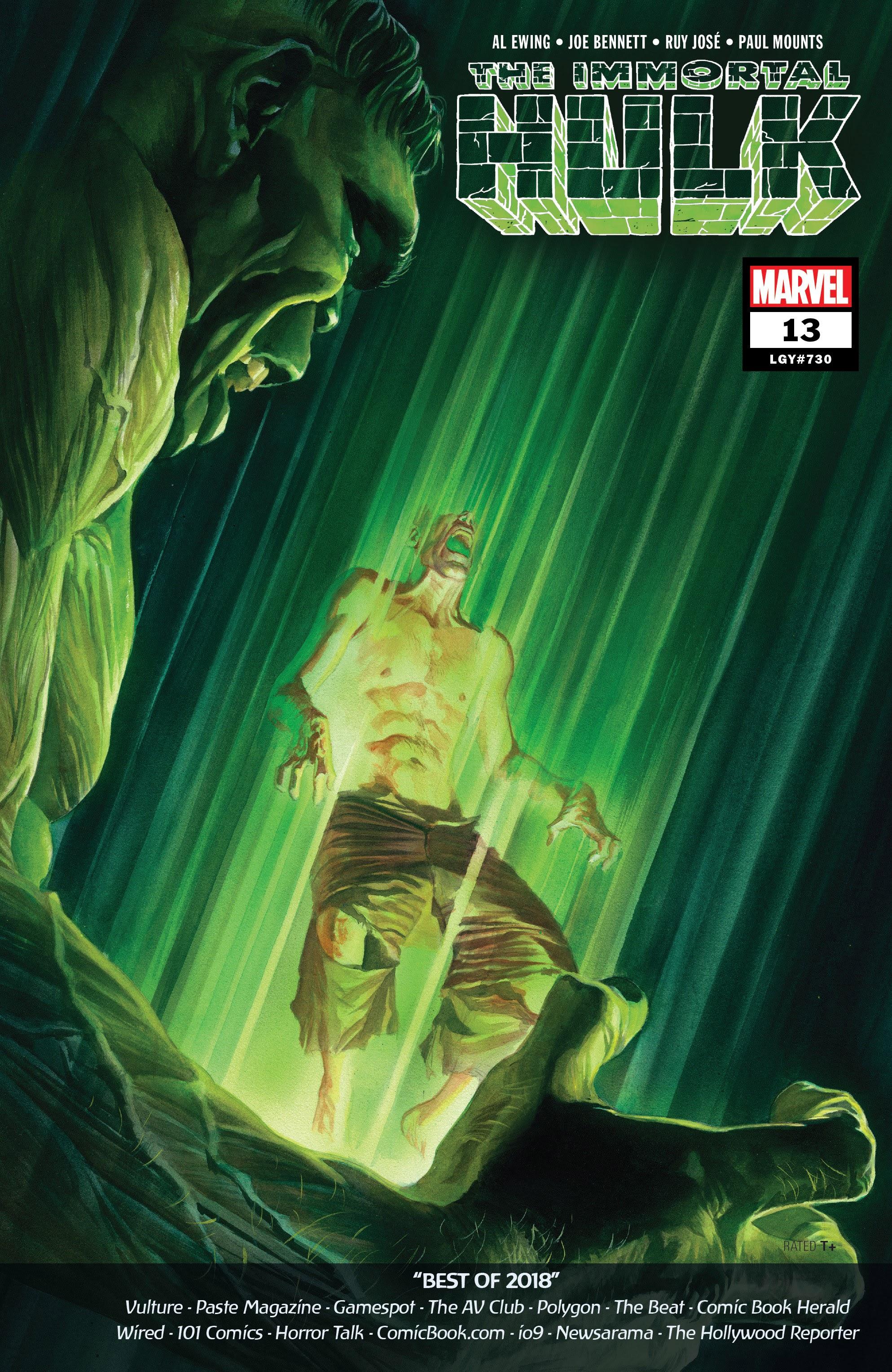 Immortal Hulk 13 Page 1