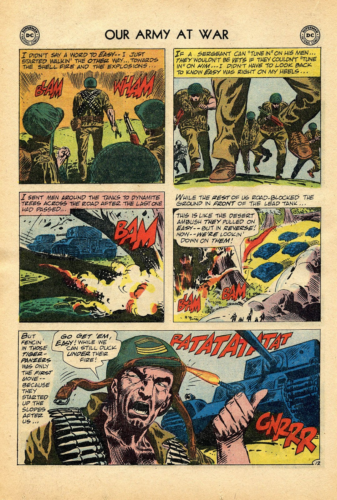 Our Army at War (1952) issue 99 - Page 16