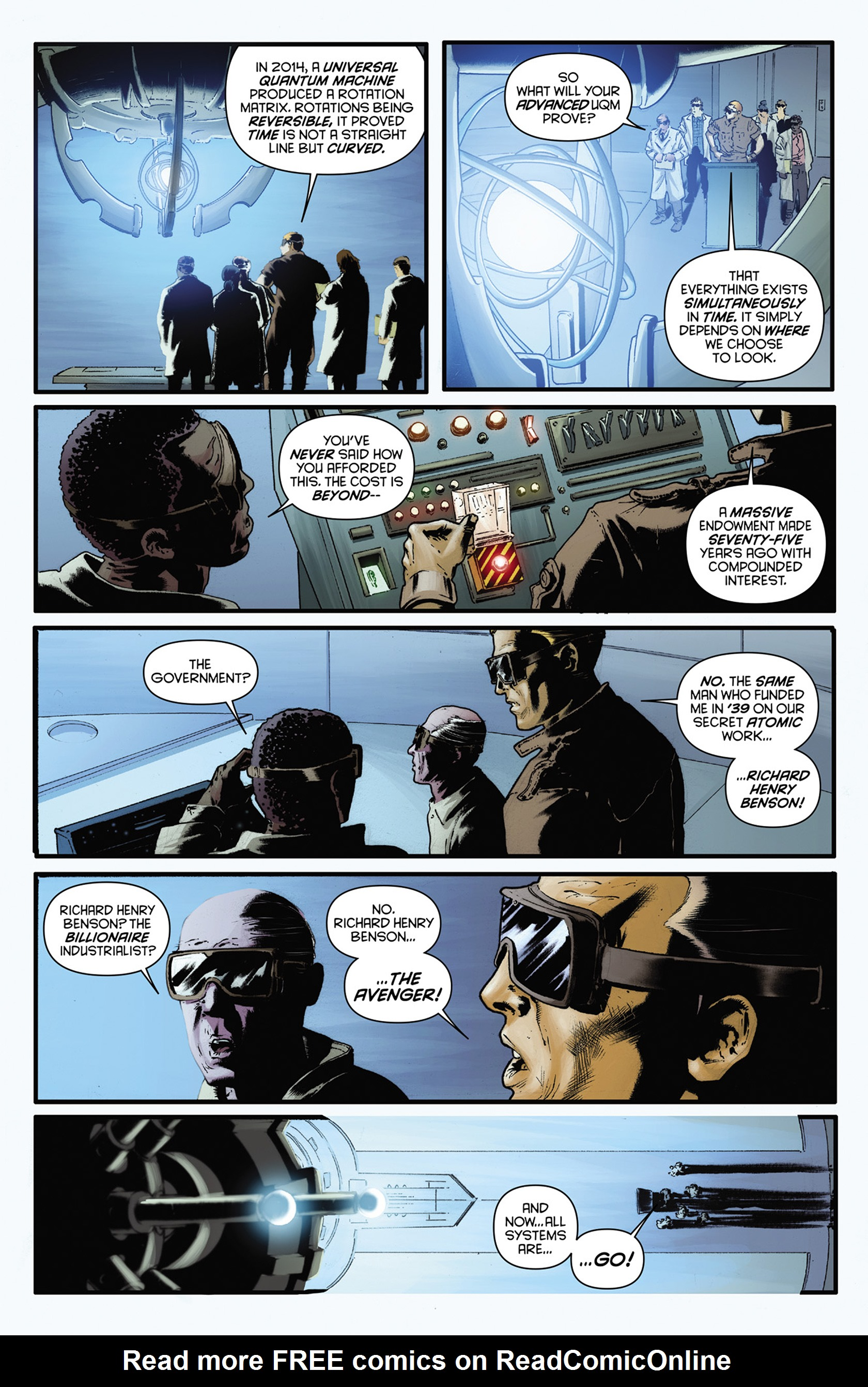 Read online Justice, Inc. comic -  Issue #1 - 9