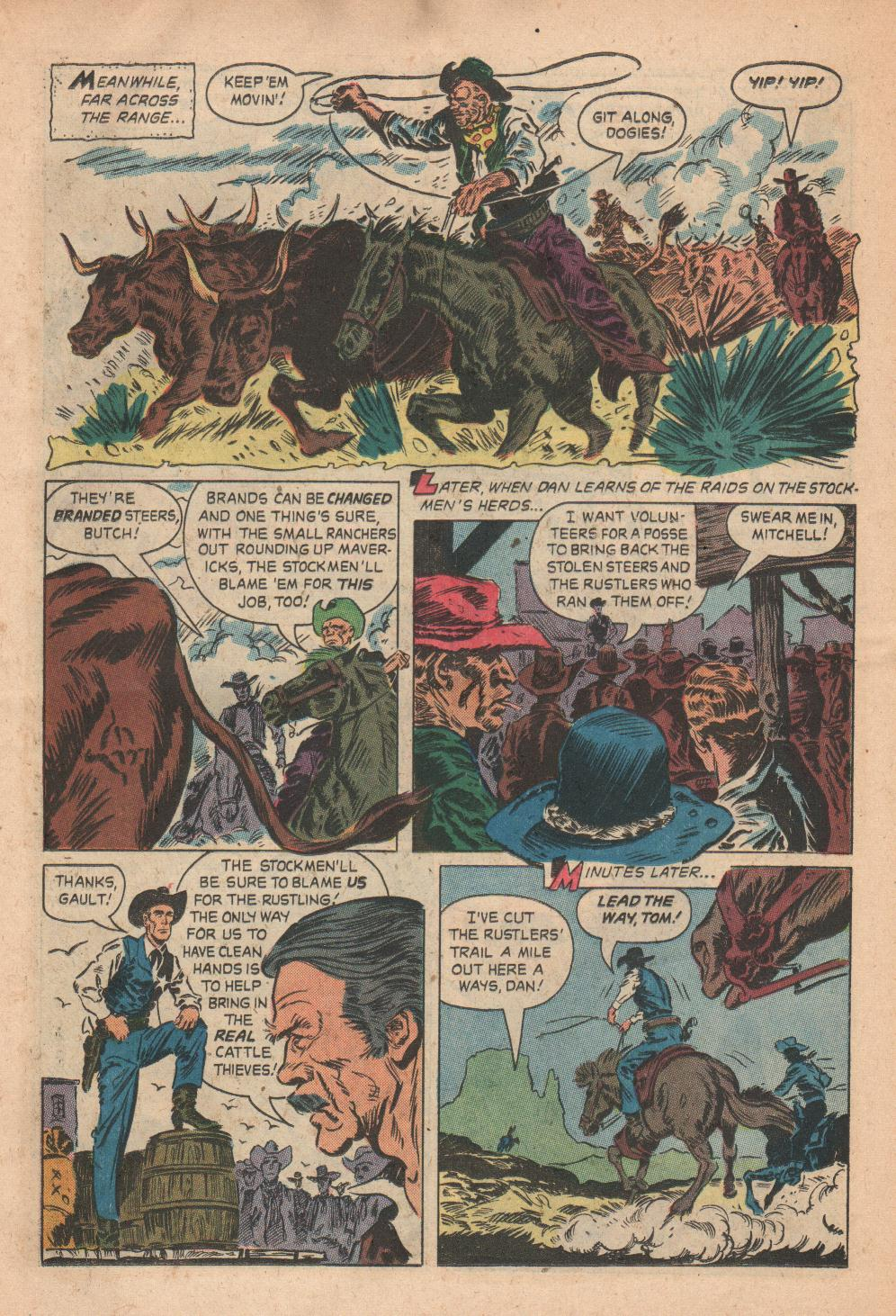 Four Color Comics issue 613 - Page 15