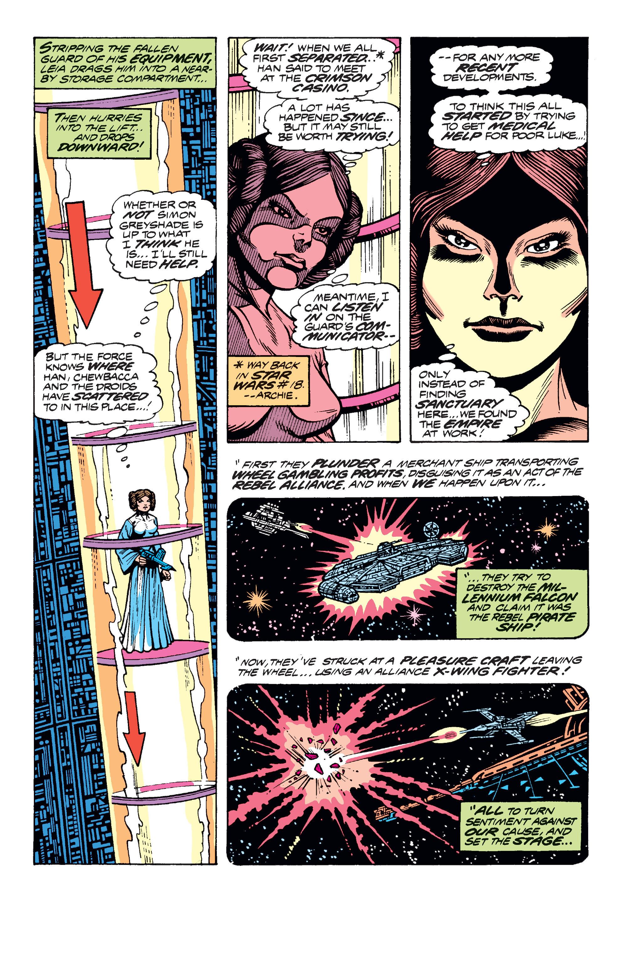 Read online Star Wars Omnibus comic -  Issue # Vol. 13 - 369