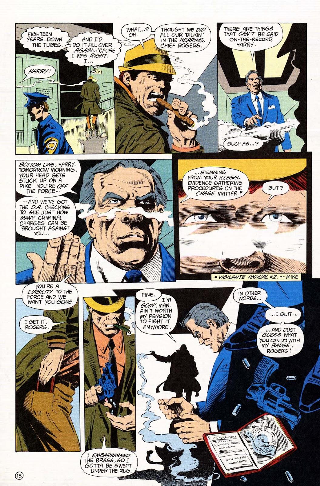 Vigilante (1983) issue 37 - Page 15