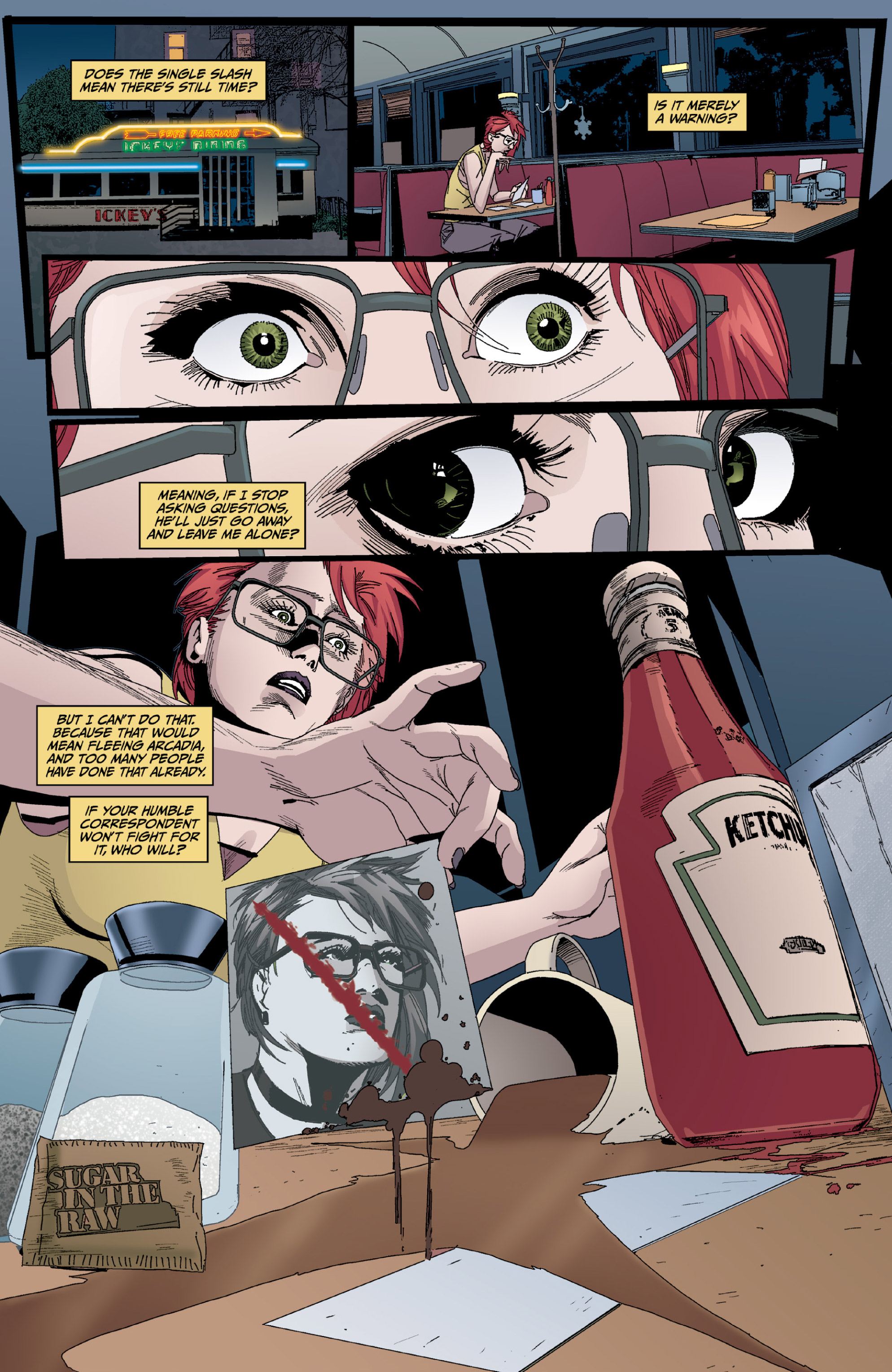 Read online X: Big Bad comic -  Issue # Full - 81