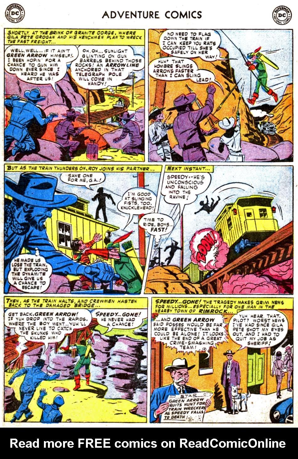 Read online Adventure Comics (1938) comic -  Issue #179 - 36