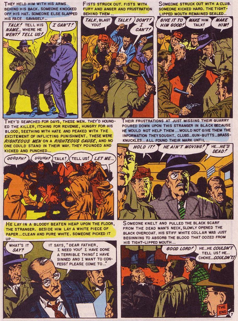 Read online Shock SuspenStories comic -  Issue #15 - 16