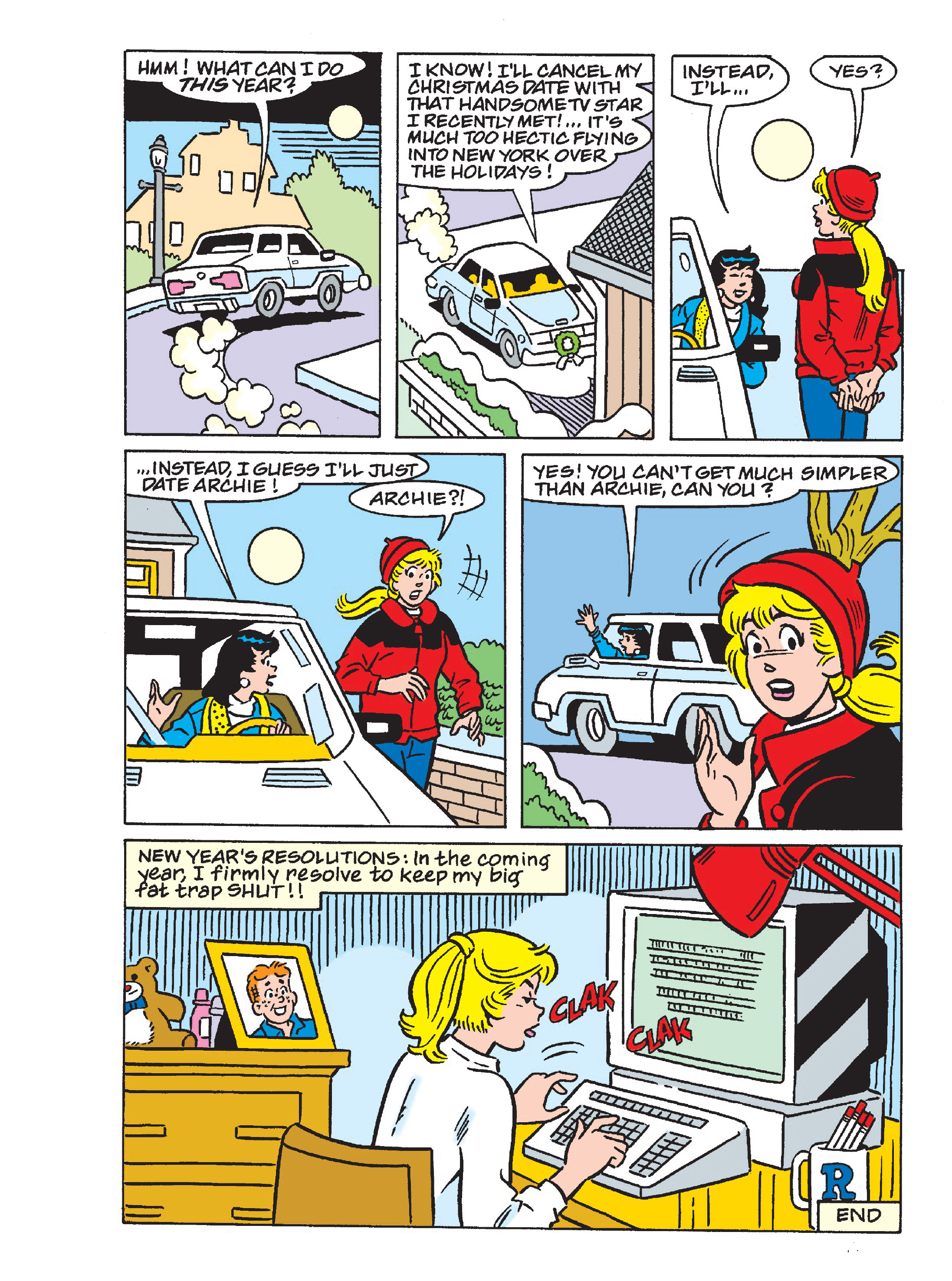 Read online Archie's Funhouse Double Digest comic -  Issue #23 - 151