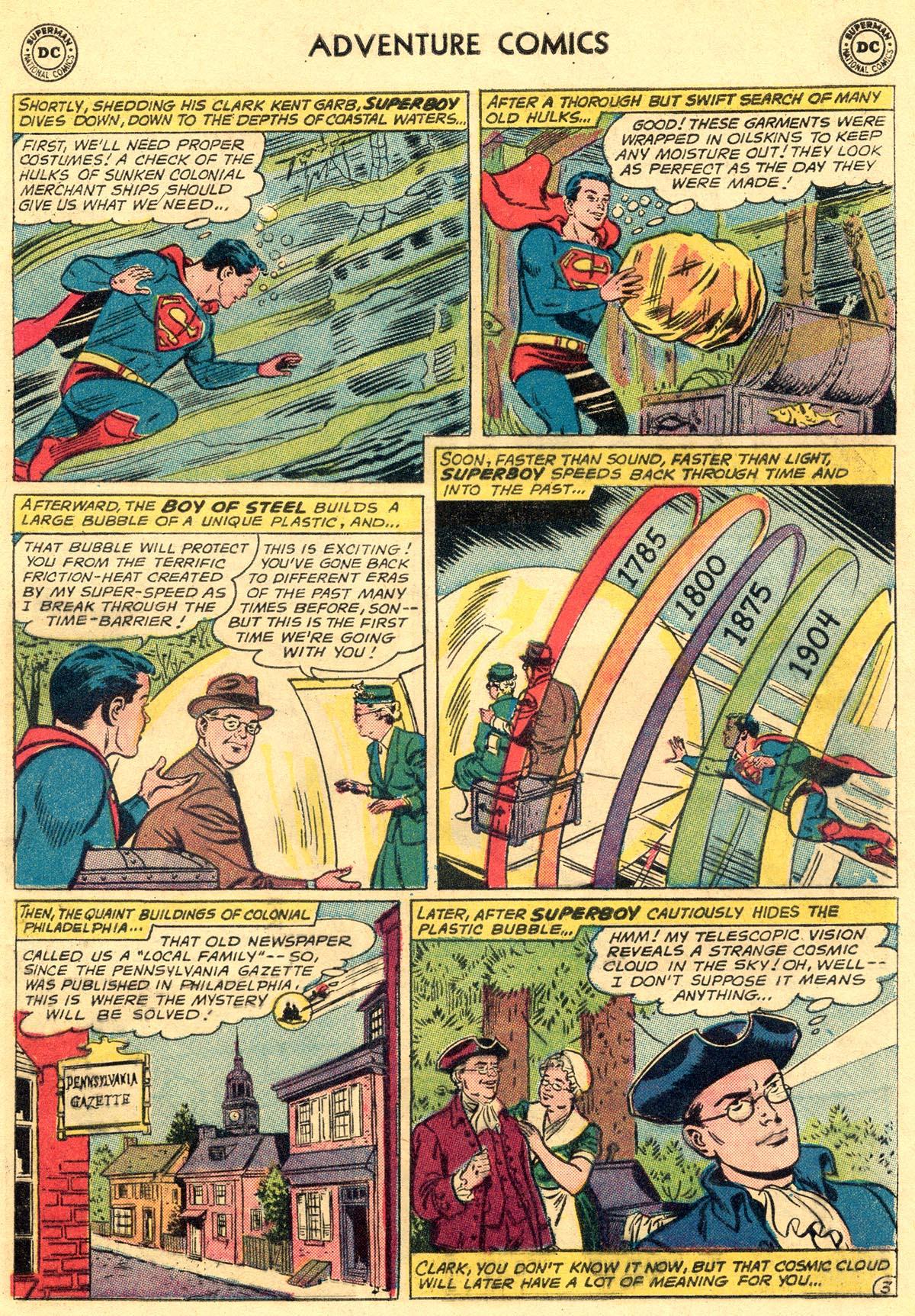 Read online Adventure Comics (1938) comic -  Issue #296 - 5