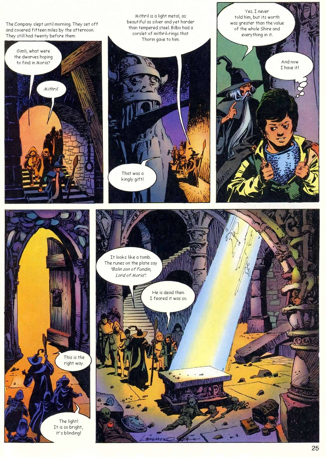 El Señor de los Anillos issue 2 - Page 22