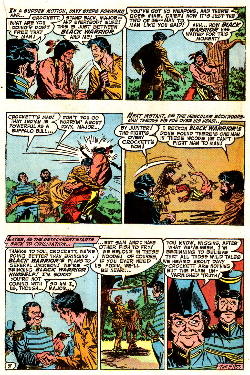 Read online All-Star Western (1970) comic -  Issue #7 - 25
