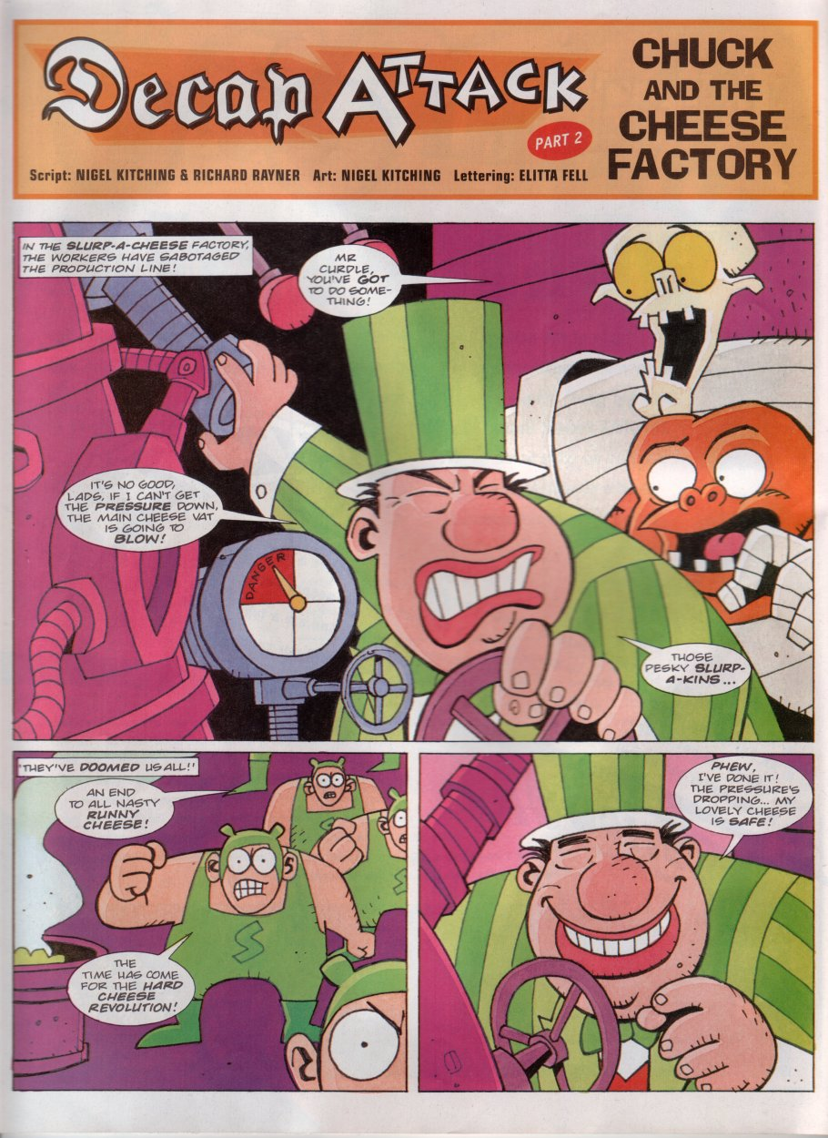 Read online Sonic the Comic comic -  Issue #115 - 16