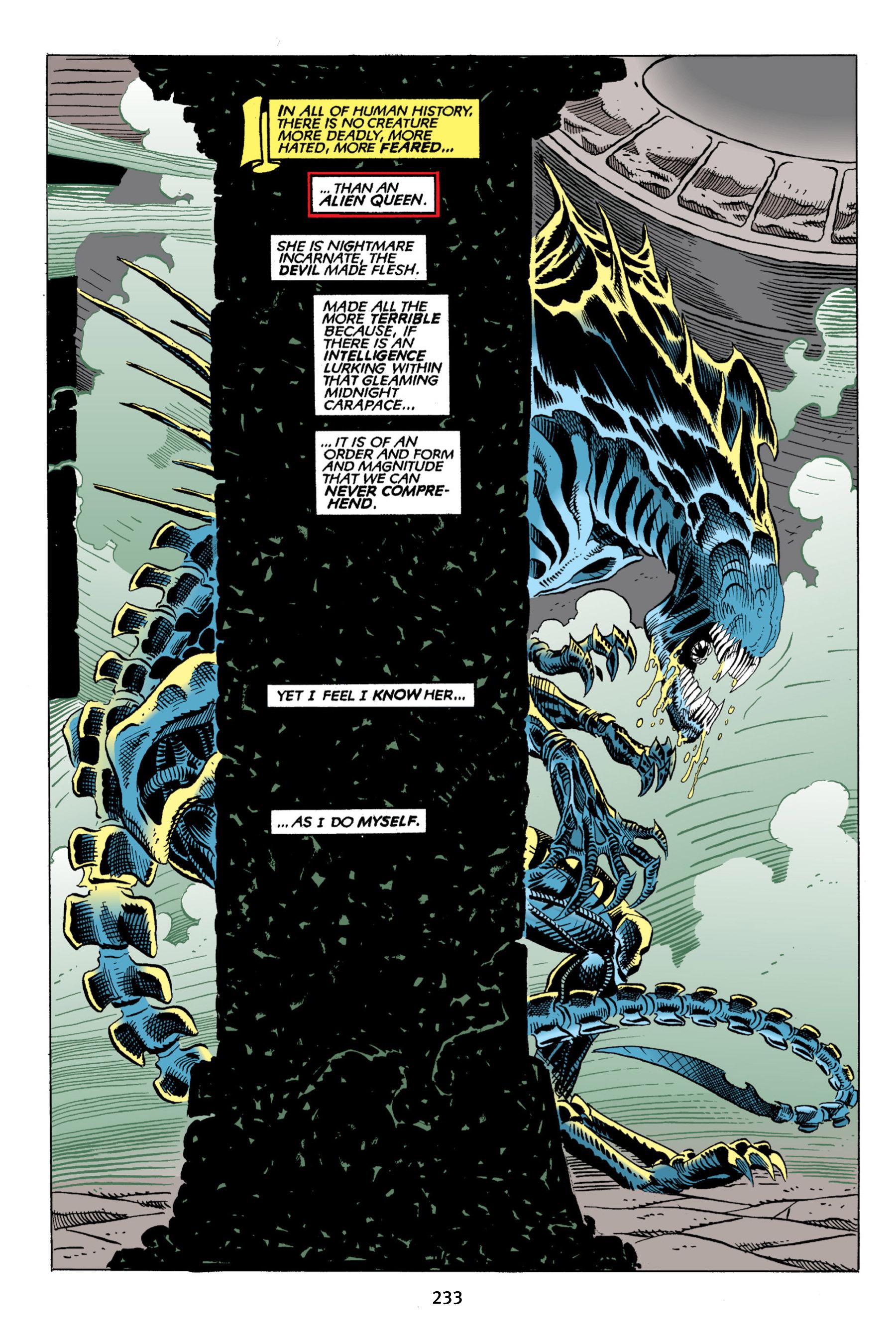 Read online Aliens vs. Predator Omnibus comic -  Issue # _TPB 2 Part 3 - 10