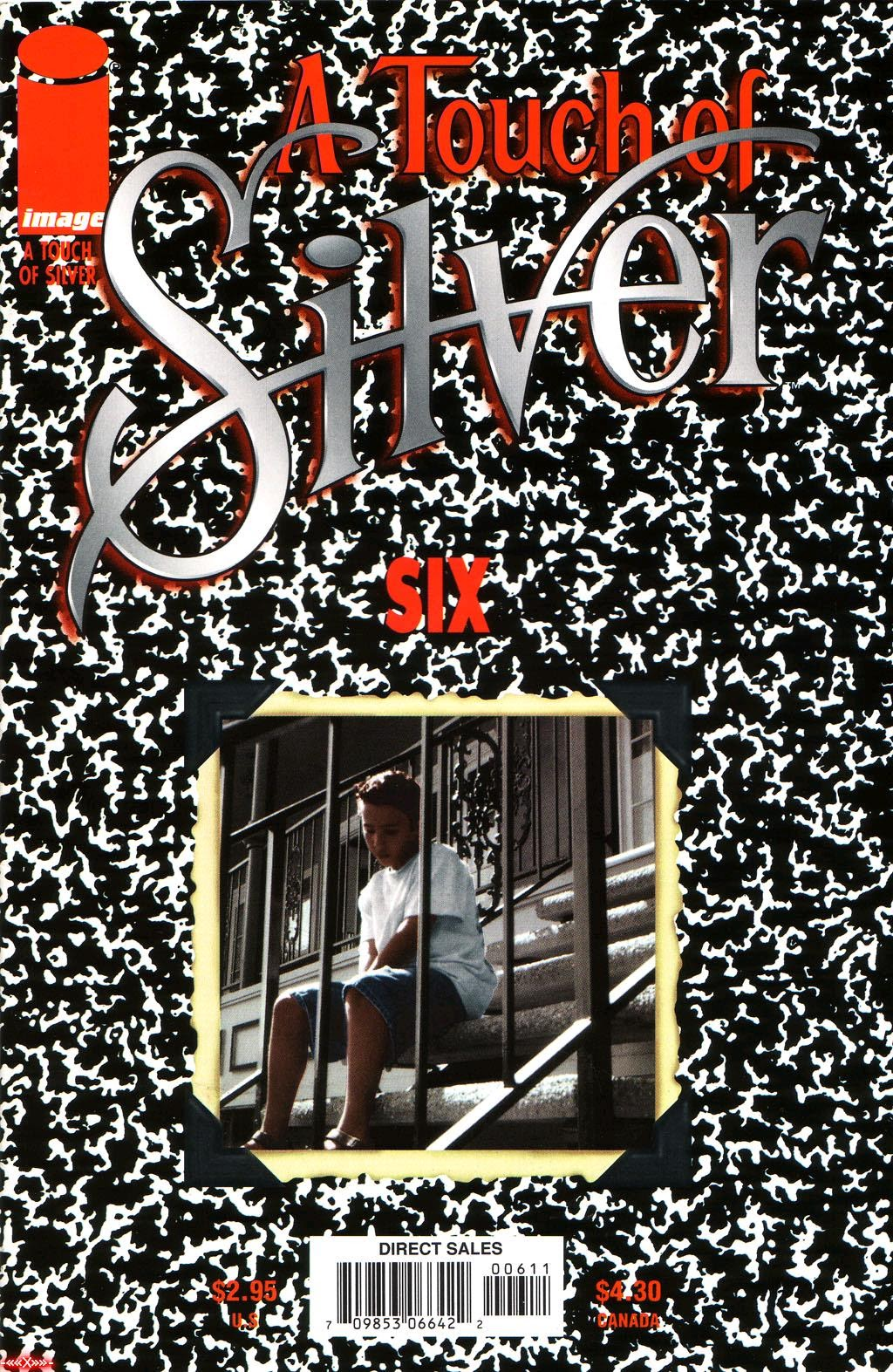 Read online A Touch of Silver comic -  Issue #6 - 1