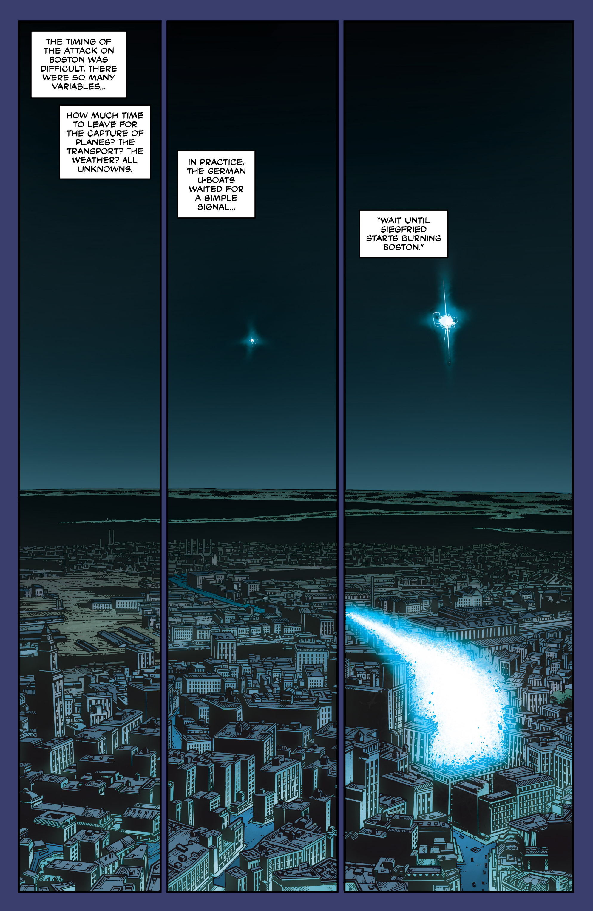Read online Uber: Invasion comic -  Issue #1 - 15