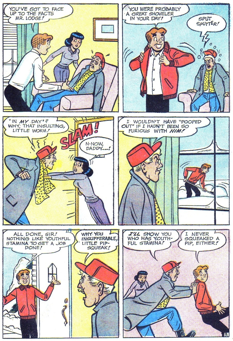 Read online Archie (1960) comic -  Issue #144 - 15