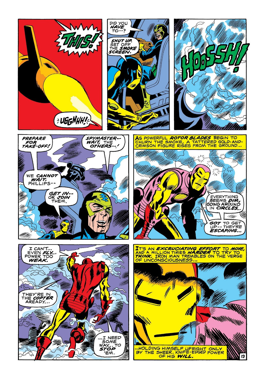 Read online Marvel Masterworks: The Invincible Iron Man comic -  Issue # TPB 7 (Part 2) - 87