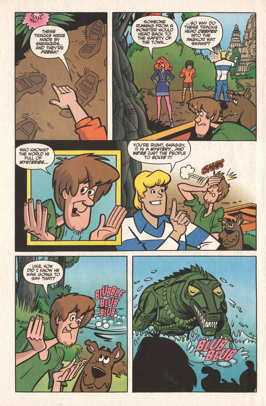 Read online Scooby-Doo (1997) comic -  Issue #85 - 6