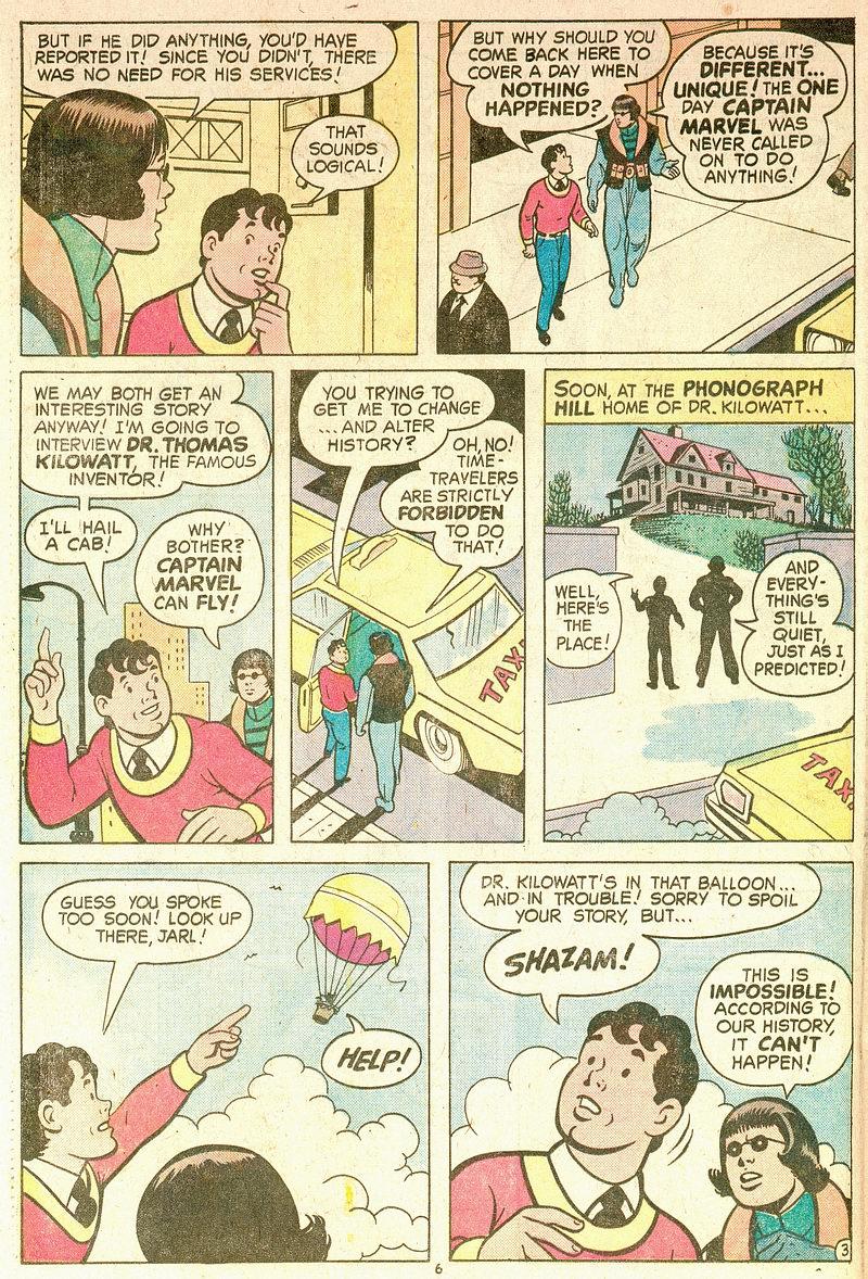 Read online Shazam! (1973) comic -  Issue #12 - 6