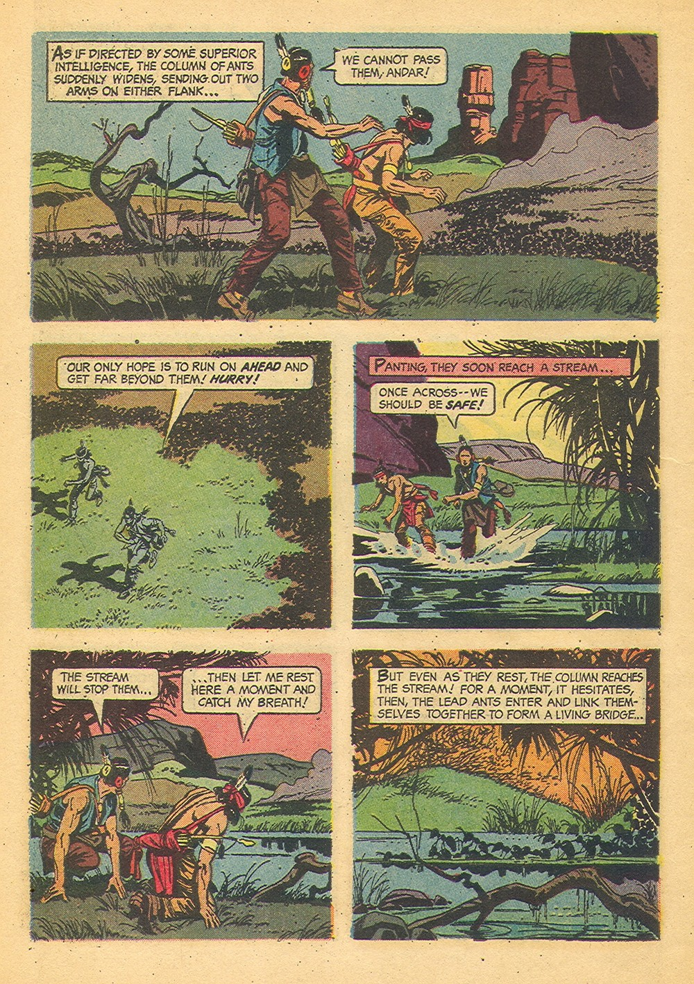 Read online Turok, Son of Stone comic -  Issue #42 - 10