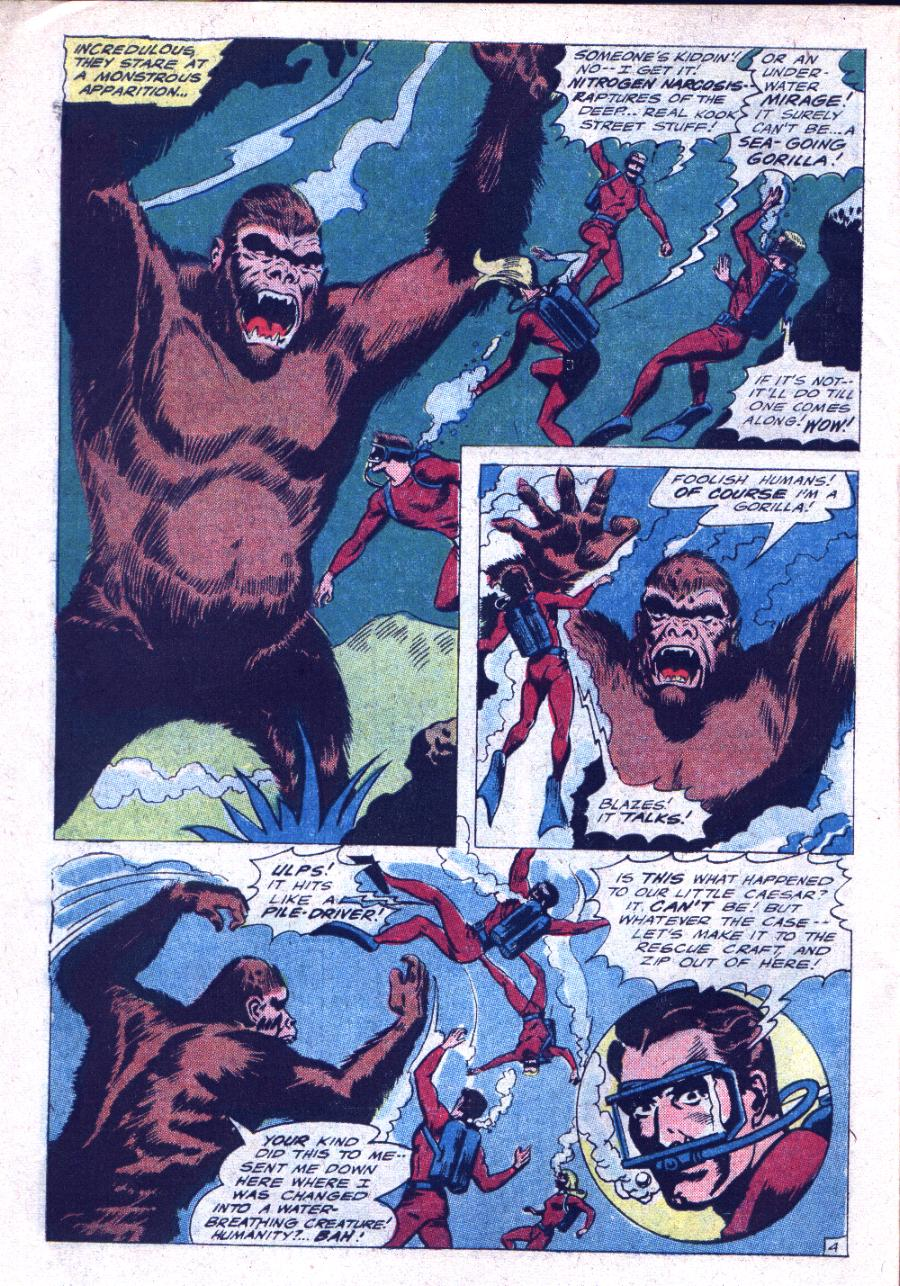 Read online Sea Devils comic -  Issue #30 - 7