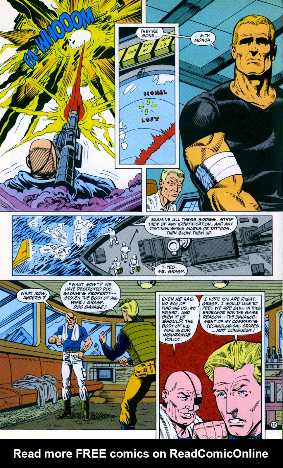Doc Savage (1988) issue 12 - Page 14