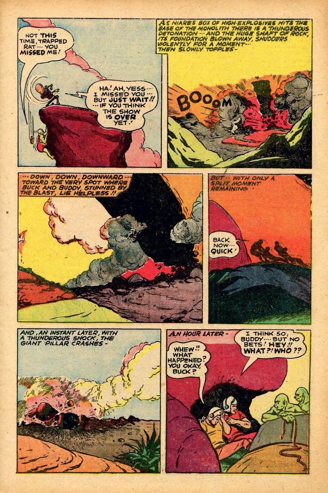 Read online Famous Funnies comic -  Issue #155 - 5