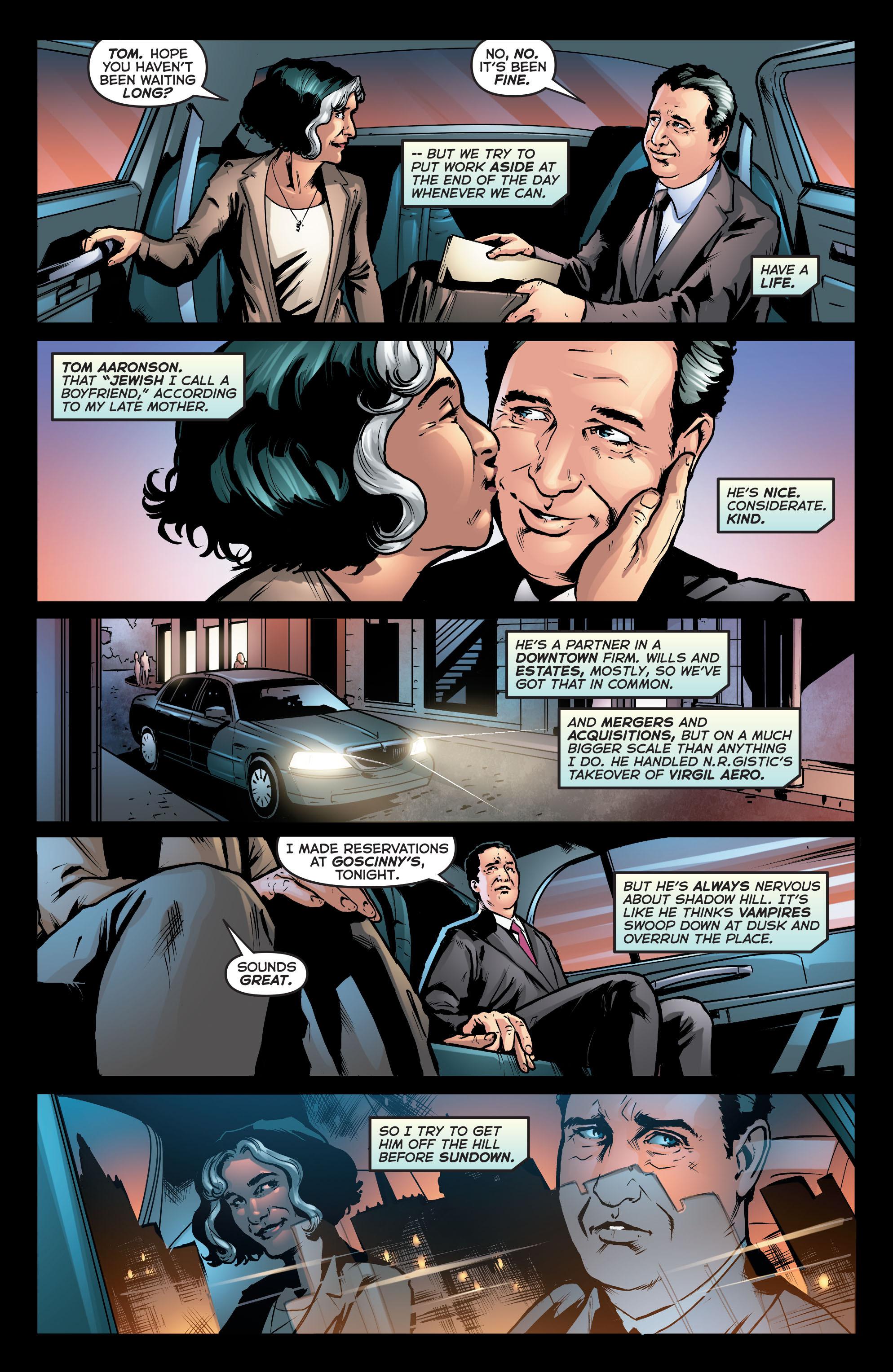 Read online Astro City comic -  Issue #39 - 20