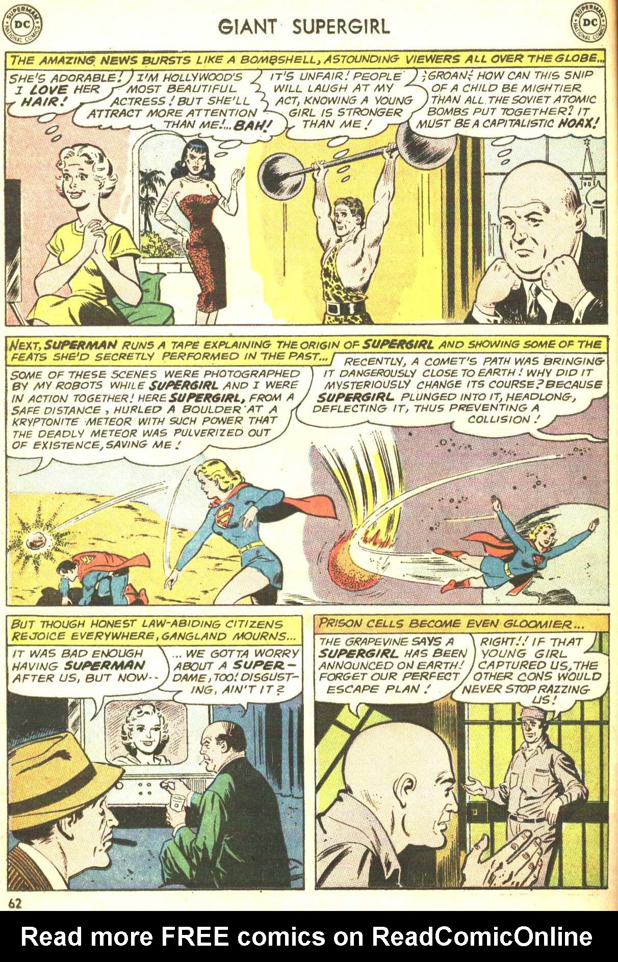 Read online Action Comics (1938) comic -  Issue #360 - 61