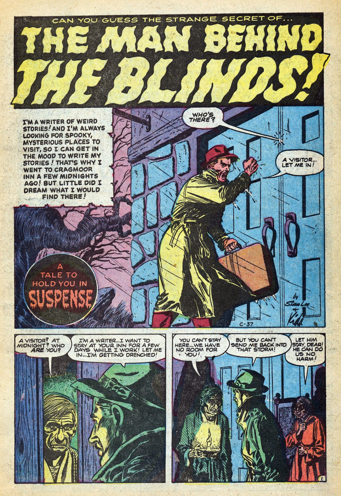 Suspense issue 29 - Page 4