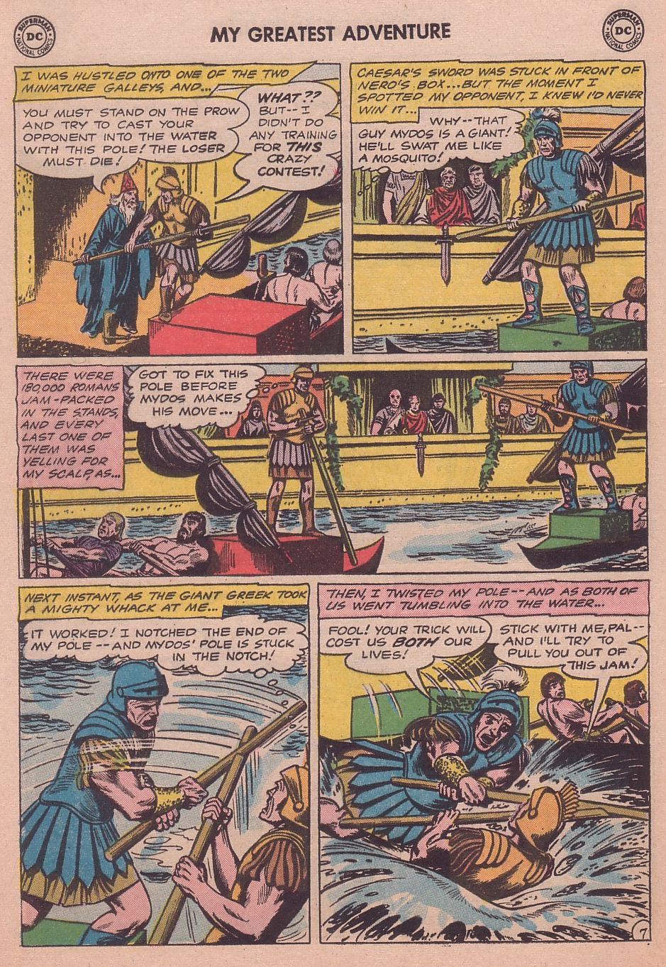 My Greatest Adventure (1955) issue 65 - Page 20