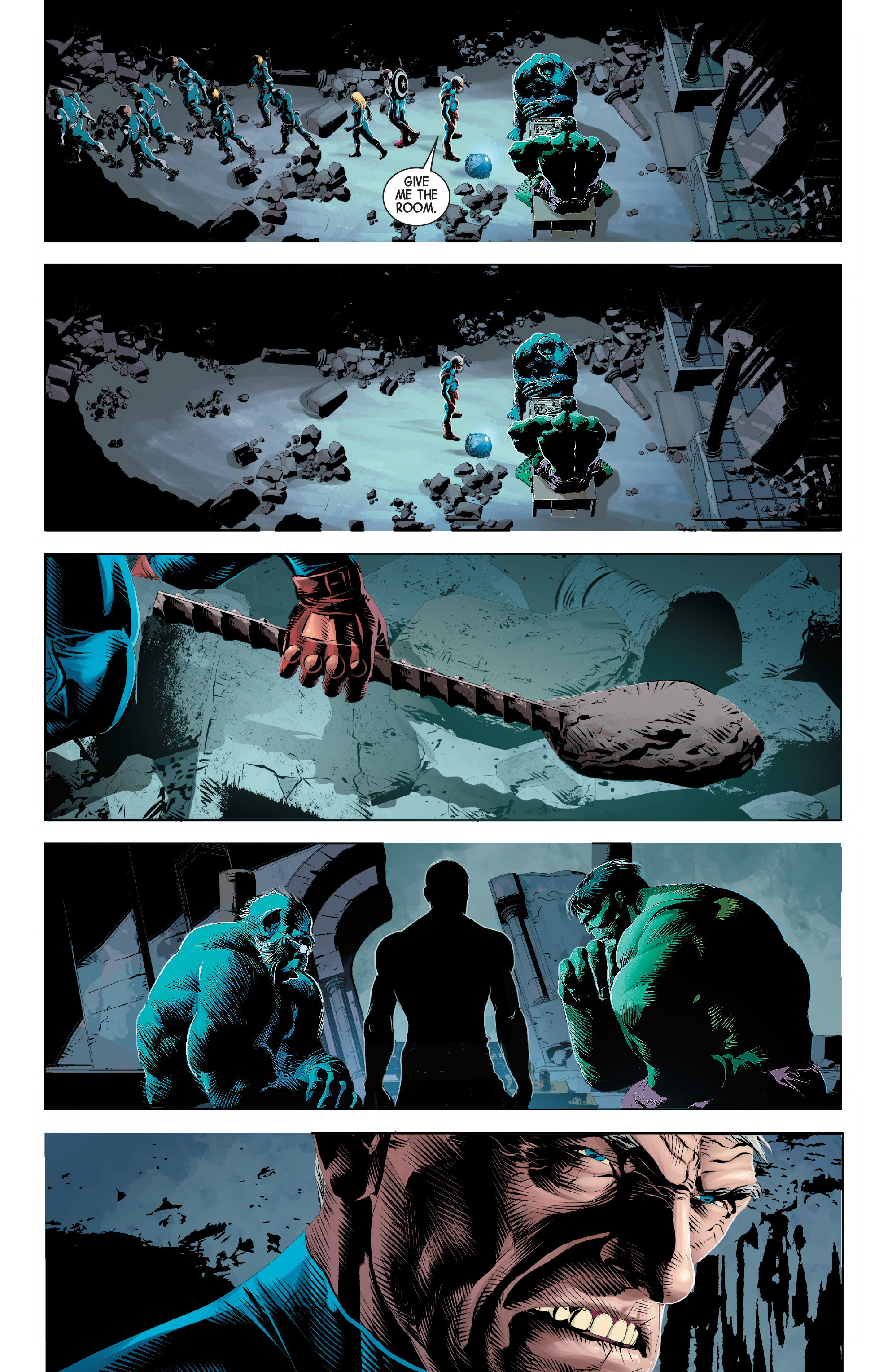 Read online Avengers (2013) comic -  Issue #37 - 15