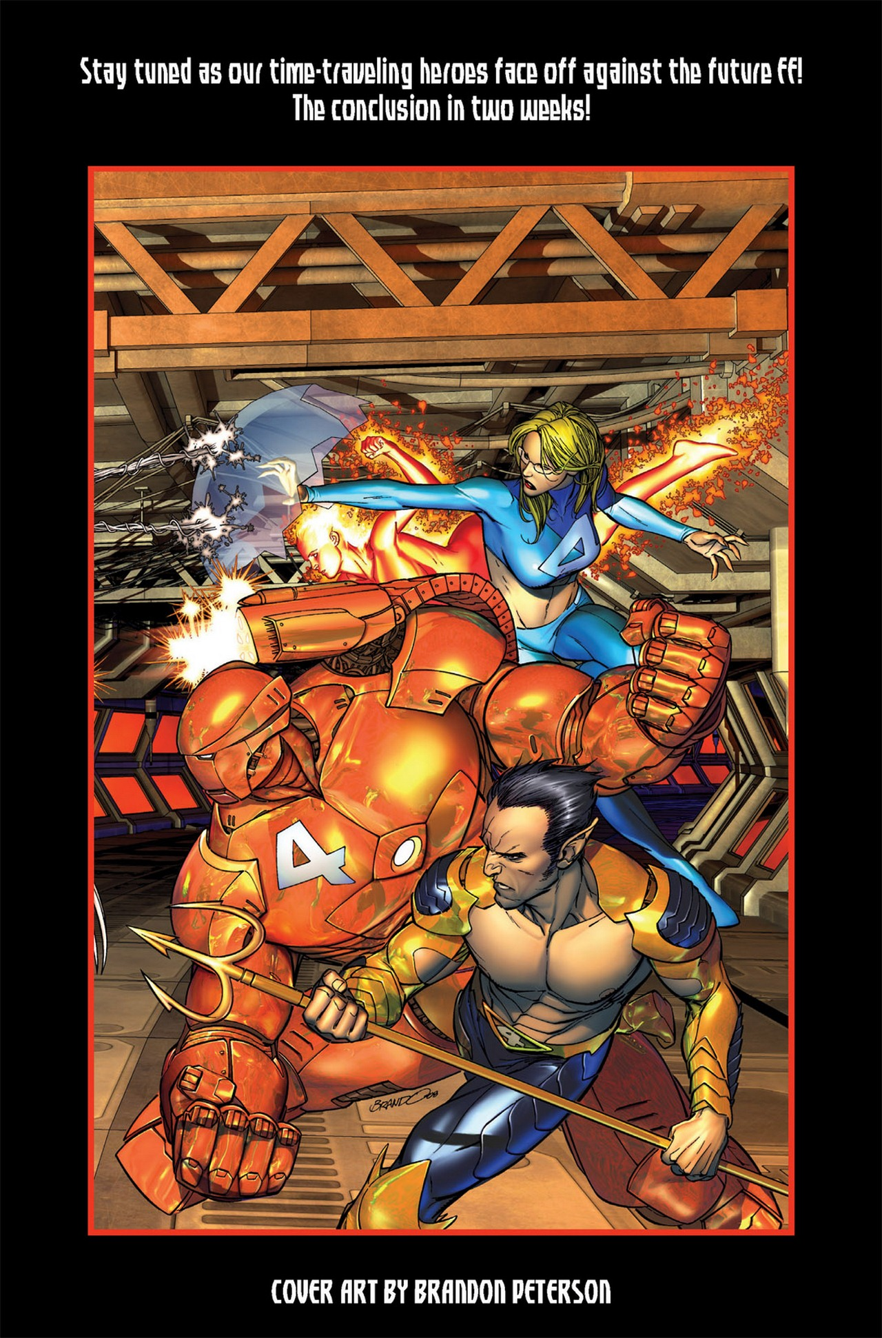 Read online Ultimate X-Men/Ultimate Fantastic Four Annual comic -  Issue # Full - 35