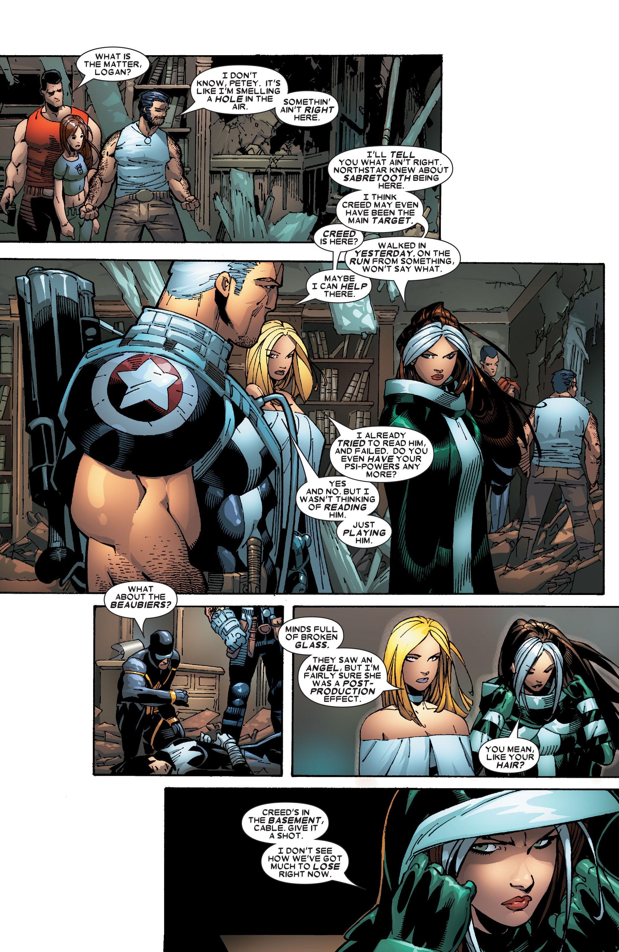 X-Men (1991) 190 Page 16