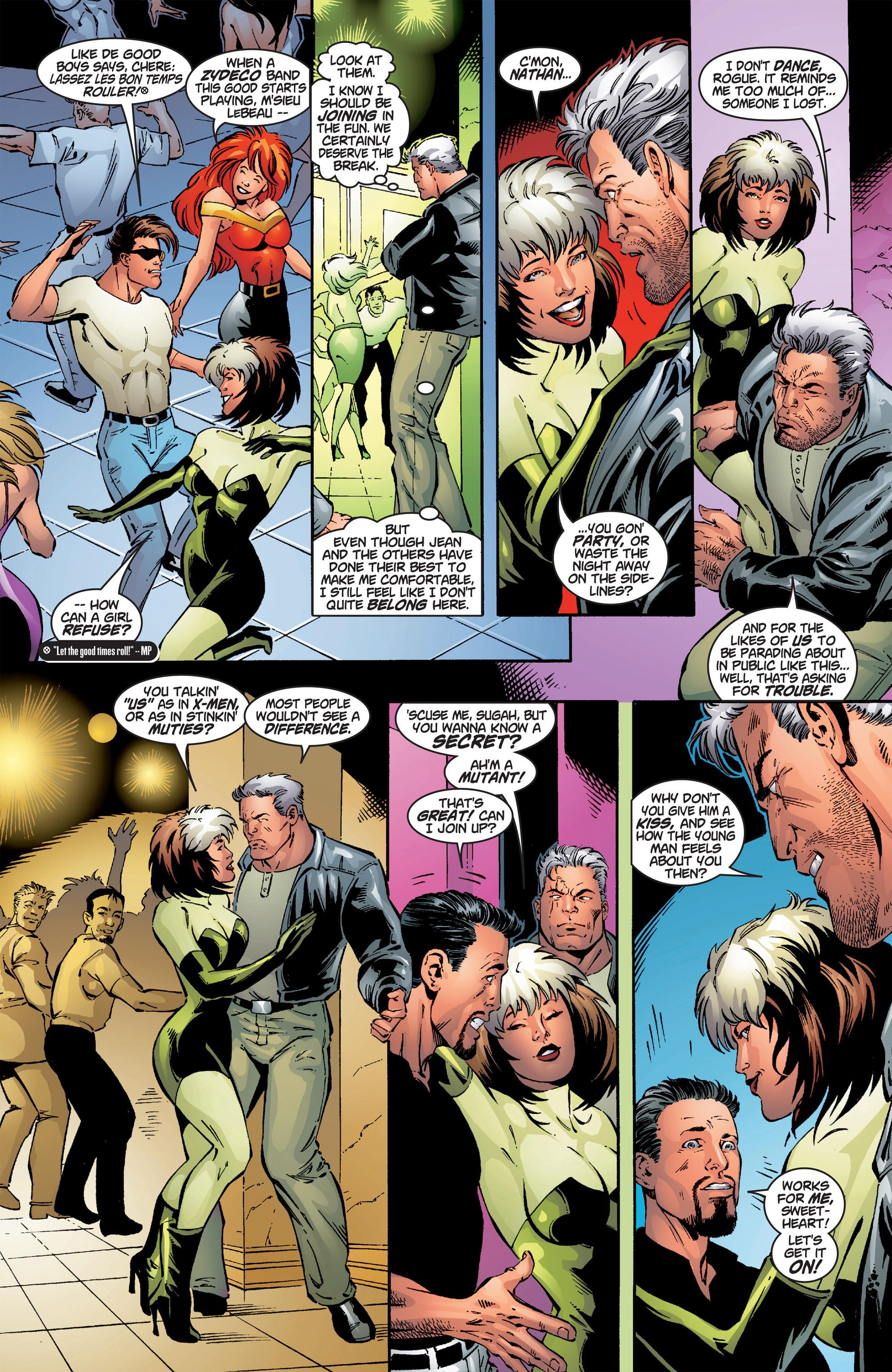 Read online Uncanny X-Men (1963) comic -  Issue #386 - 3