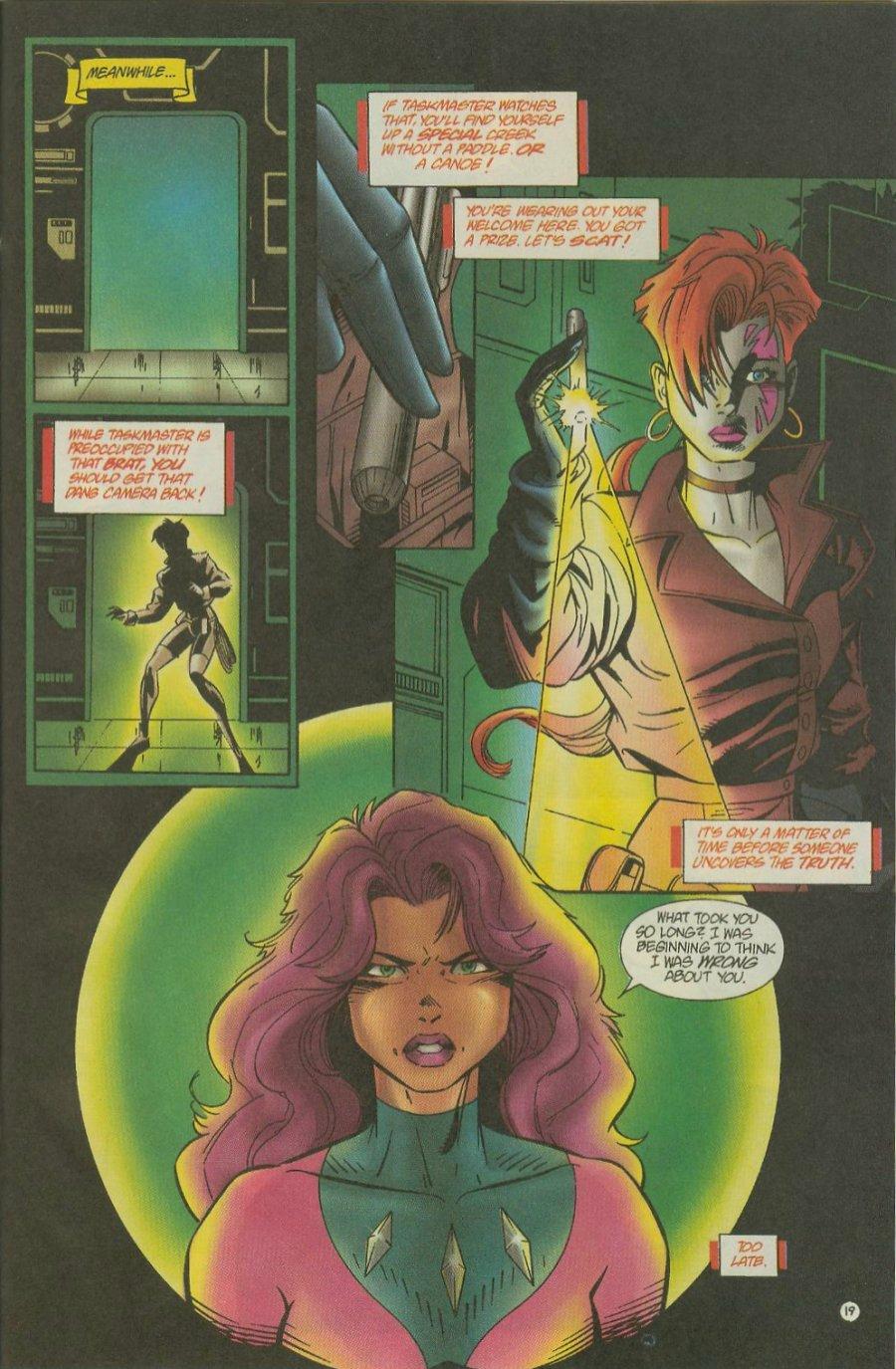 Read online Siren comic -  Issue #2 - 21