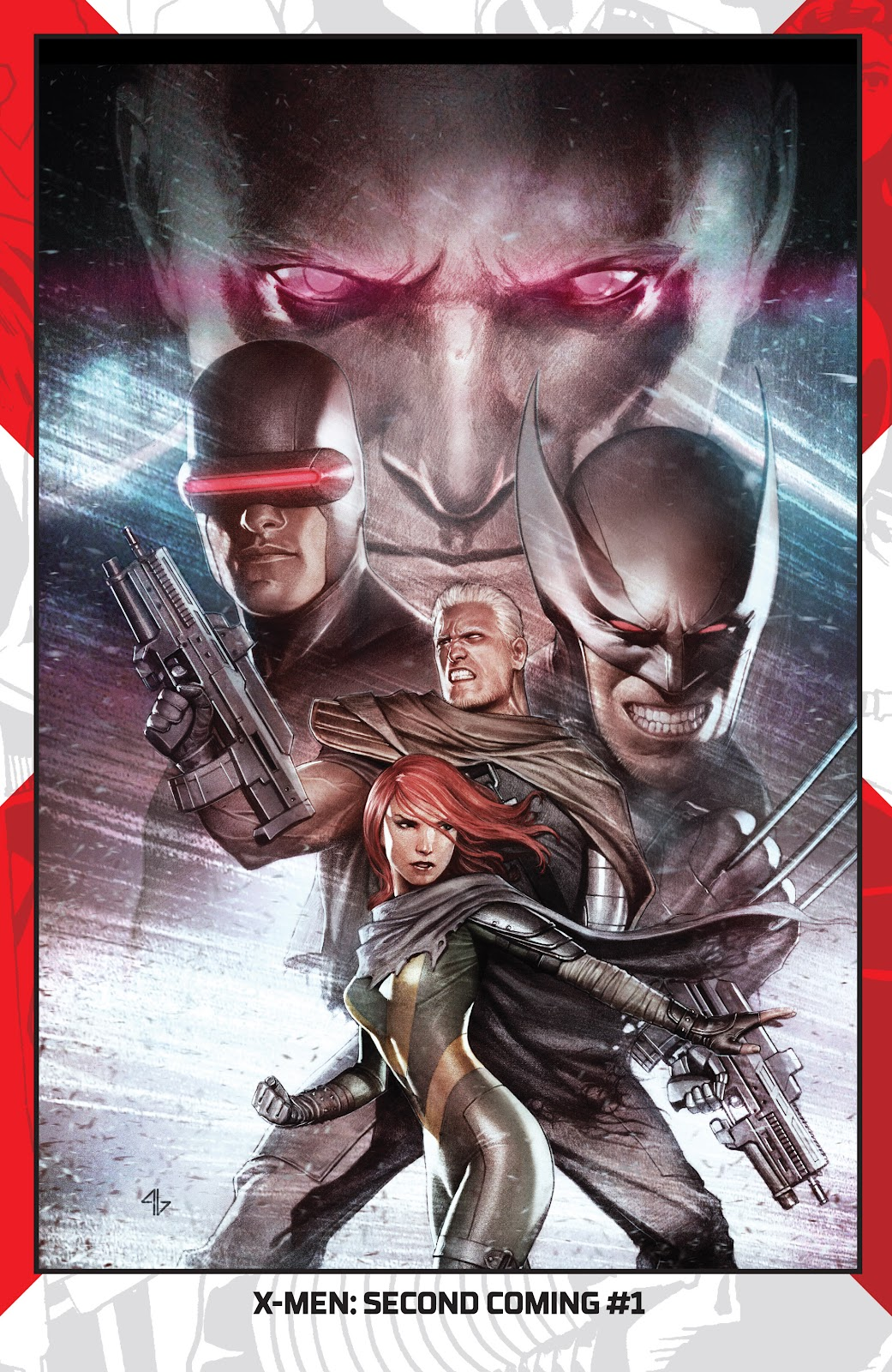 Read online X-Men: Second Coming comic -  Issue # _TPB (Part 1) - 12