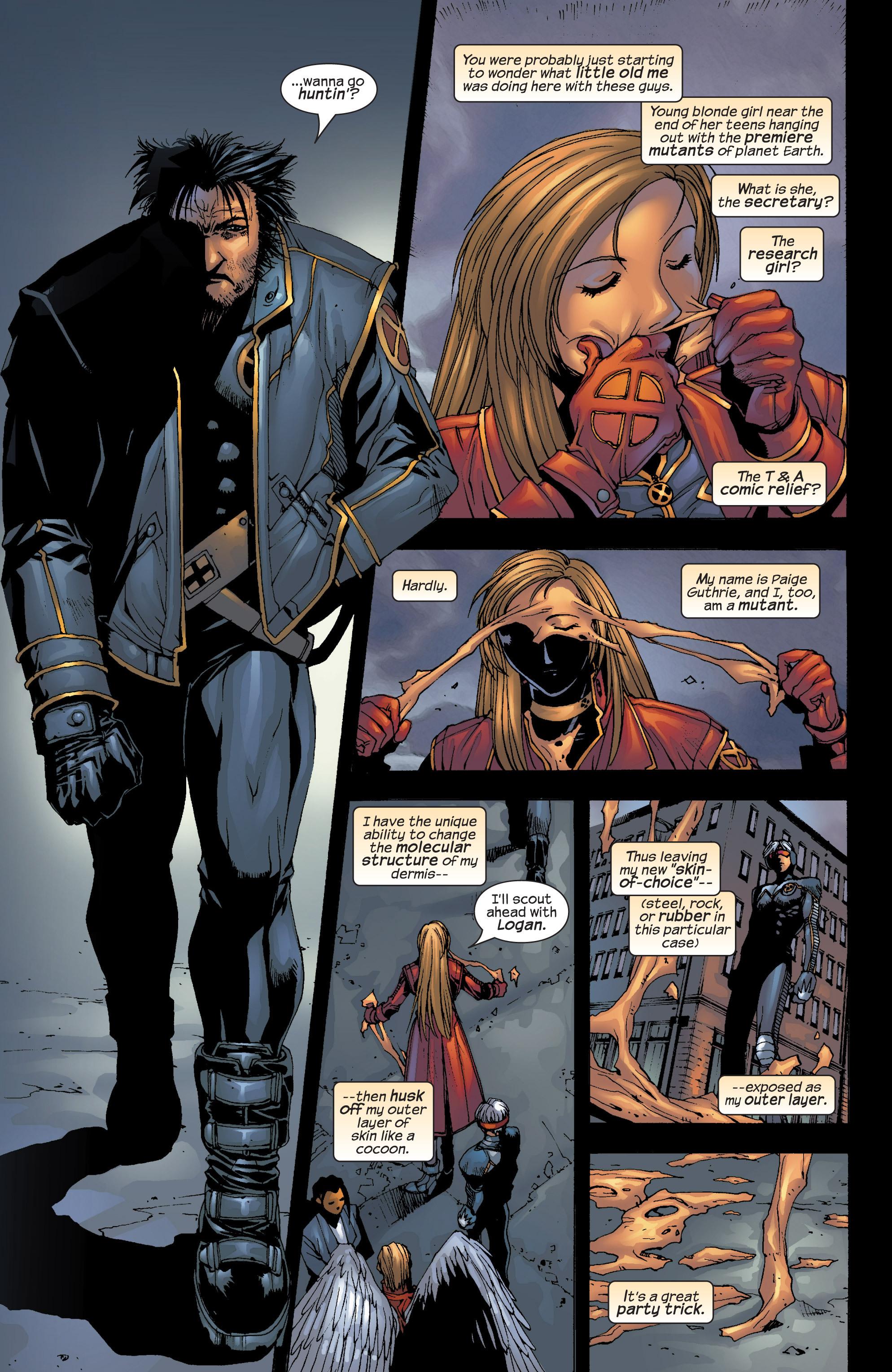 Read online Uncanny X-Men (1963) comic -  Issue #417 - 20