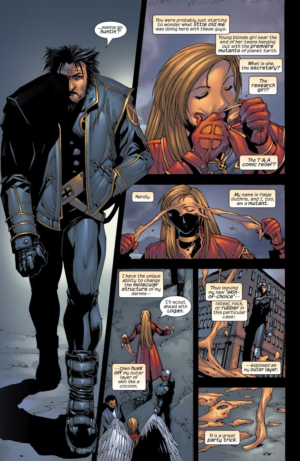 Uncanny X-Men (1963) issue 417 - Page 20