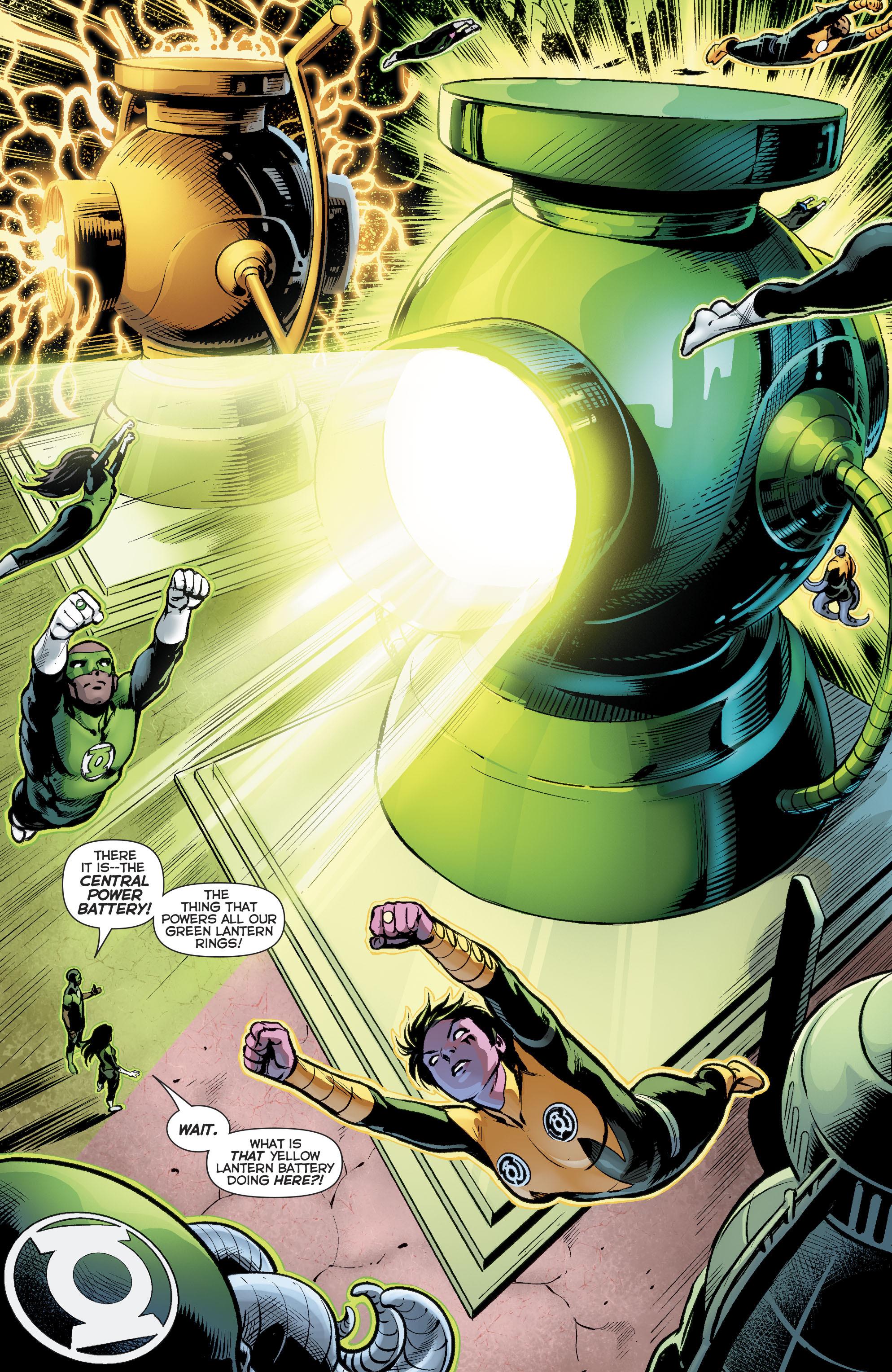 Read online Green Lanterns comic -  Issue #22 - 14