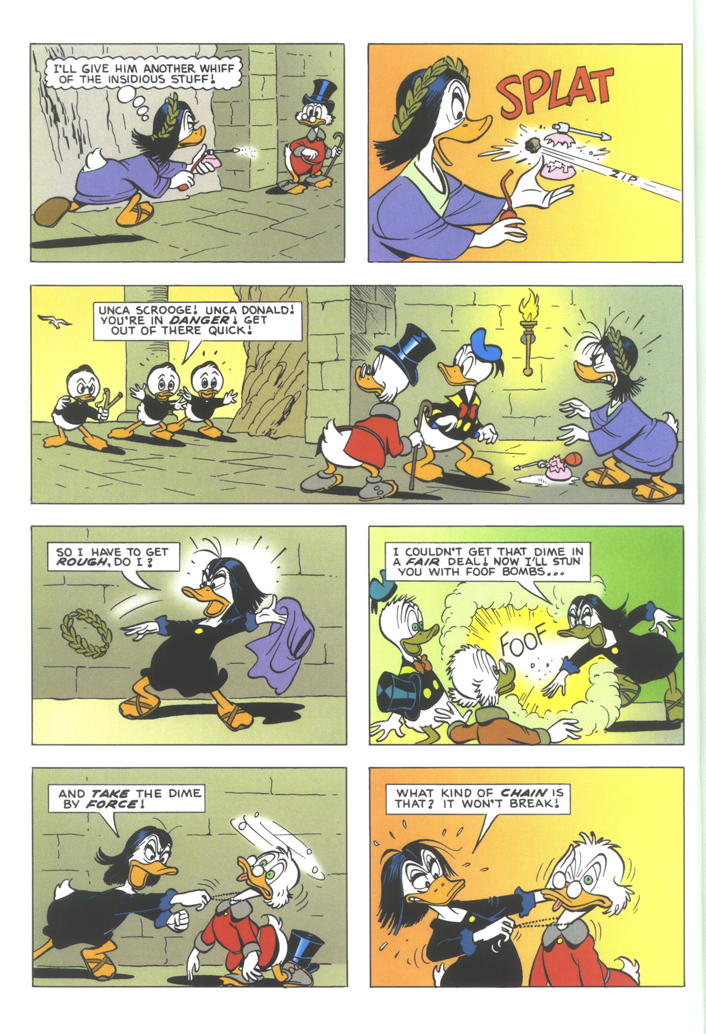 Read online Uncle Scrooge (1953) comic -  Issue #361 - 10