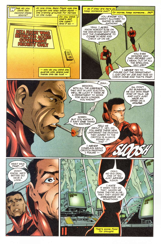 Read online Alpha Flight (1997) comic -  Issue #4 - 10